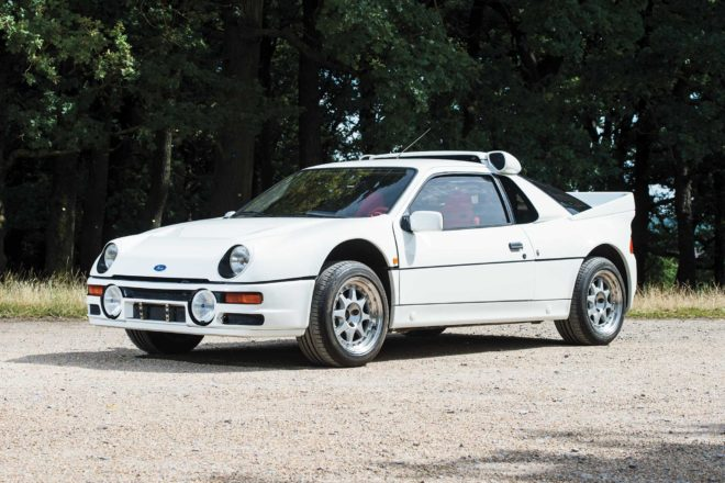1986 Ford RS200 S