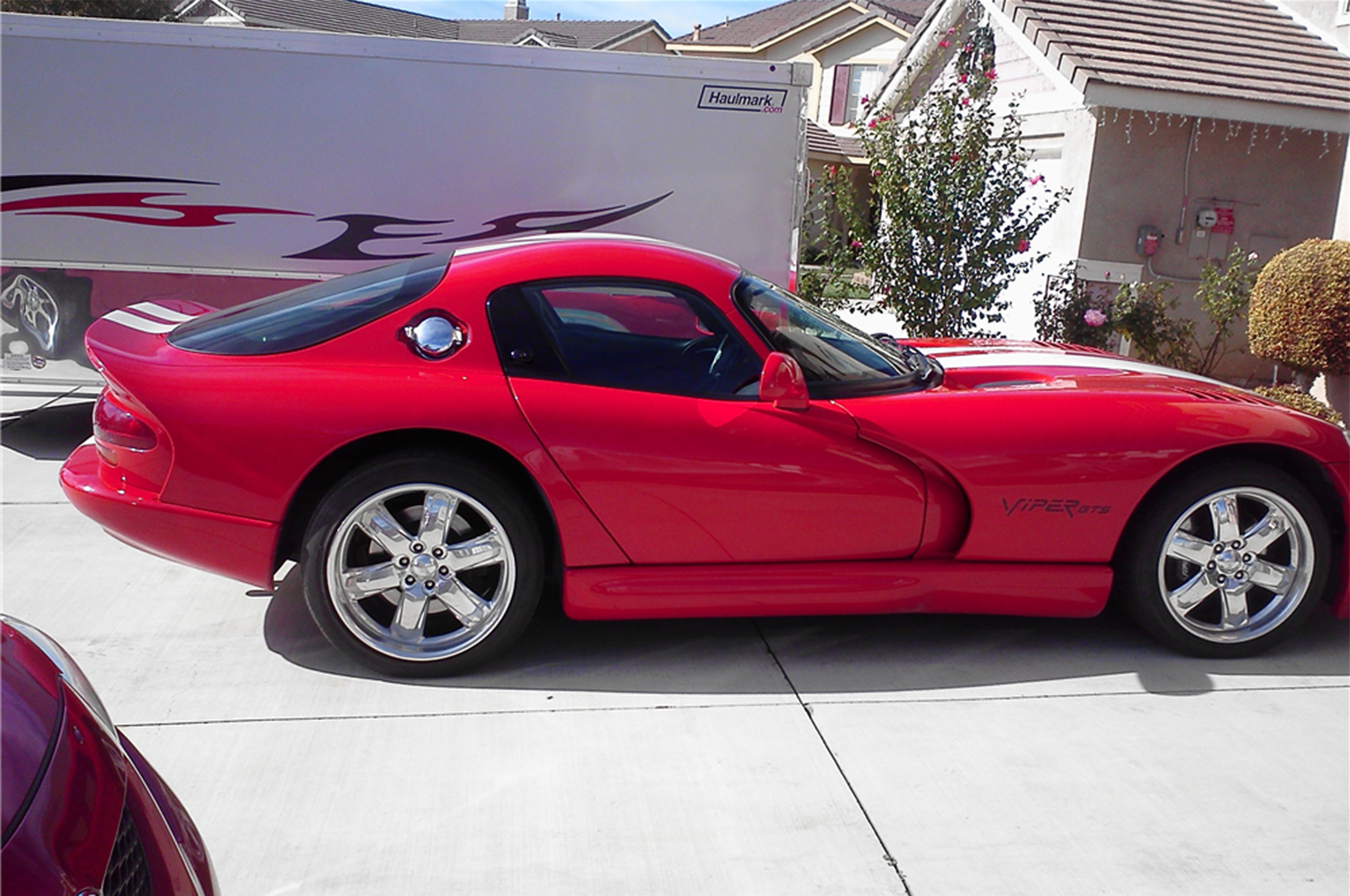 2002 Dodge Viper GTS Final Edition March Auctions Side