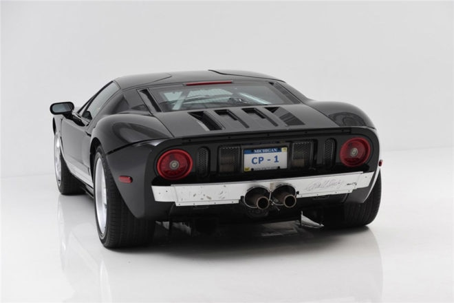 2004 FORD GT PROTOTYPE CP 1 VIN 004