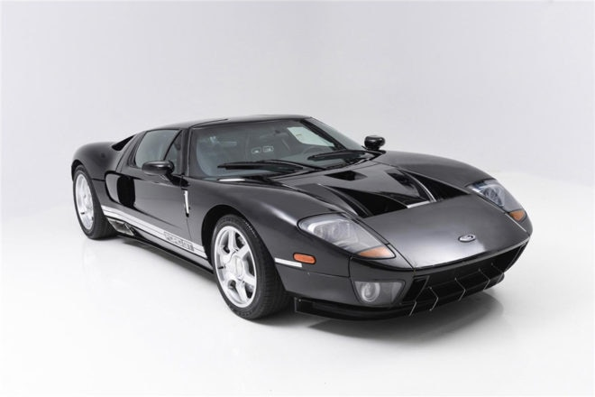 2004 FORD GT PROTOTYPE CP 1 VIN 004 Front 660x440