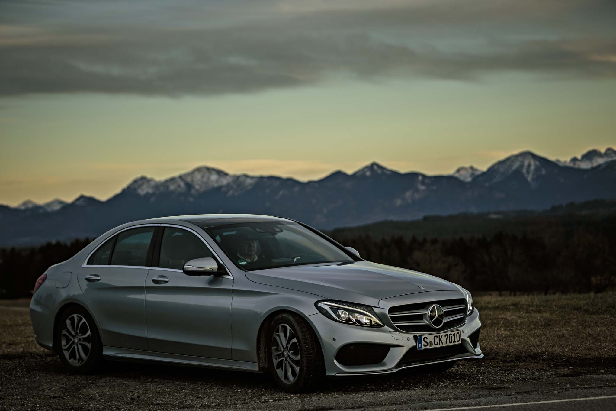 Mercedes benz a class sedan planned for 2018 report for Mercedes benz of tysons corner staff