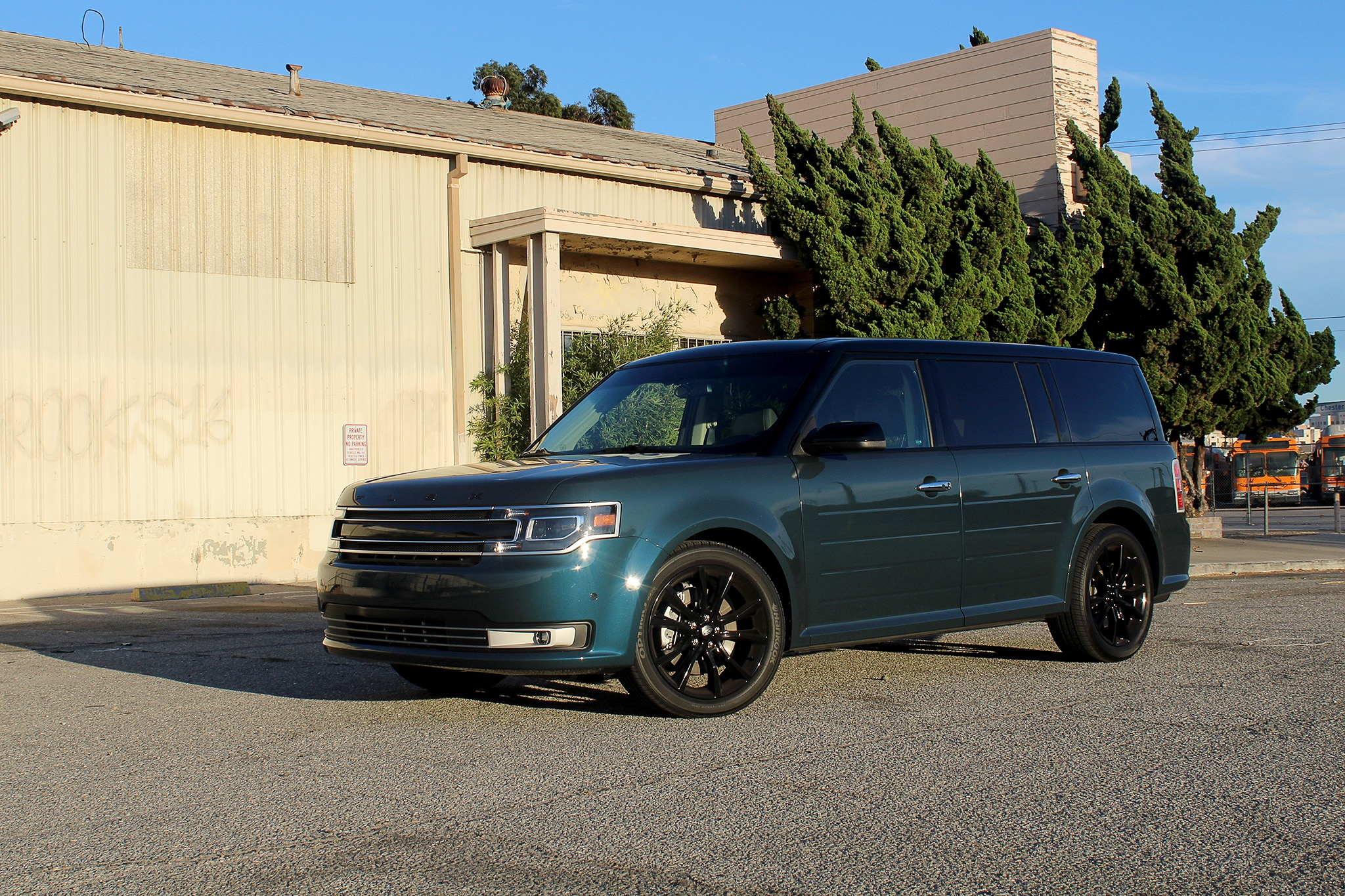 2016 ford flex limited one week review automobile magazine. Black Bedroom Furniture Sets. Home Design Ideas