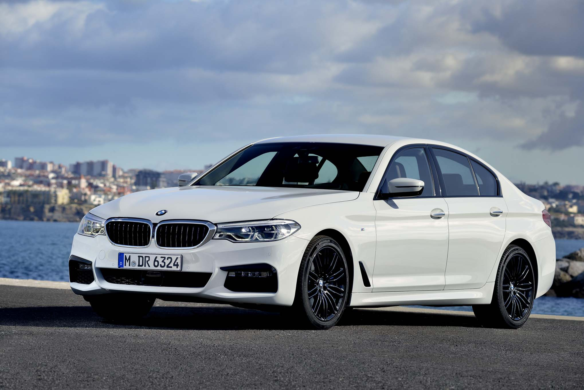 2017 bmw 540i m sport first drive review automobile magazine