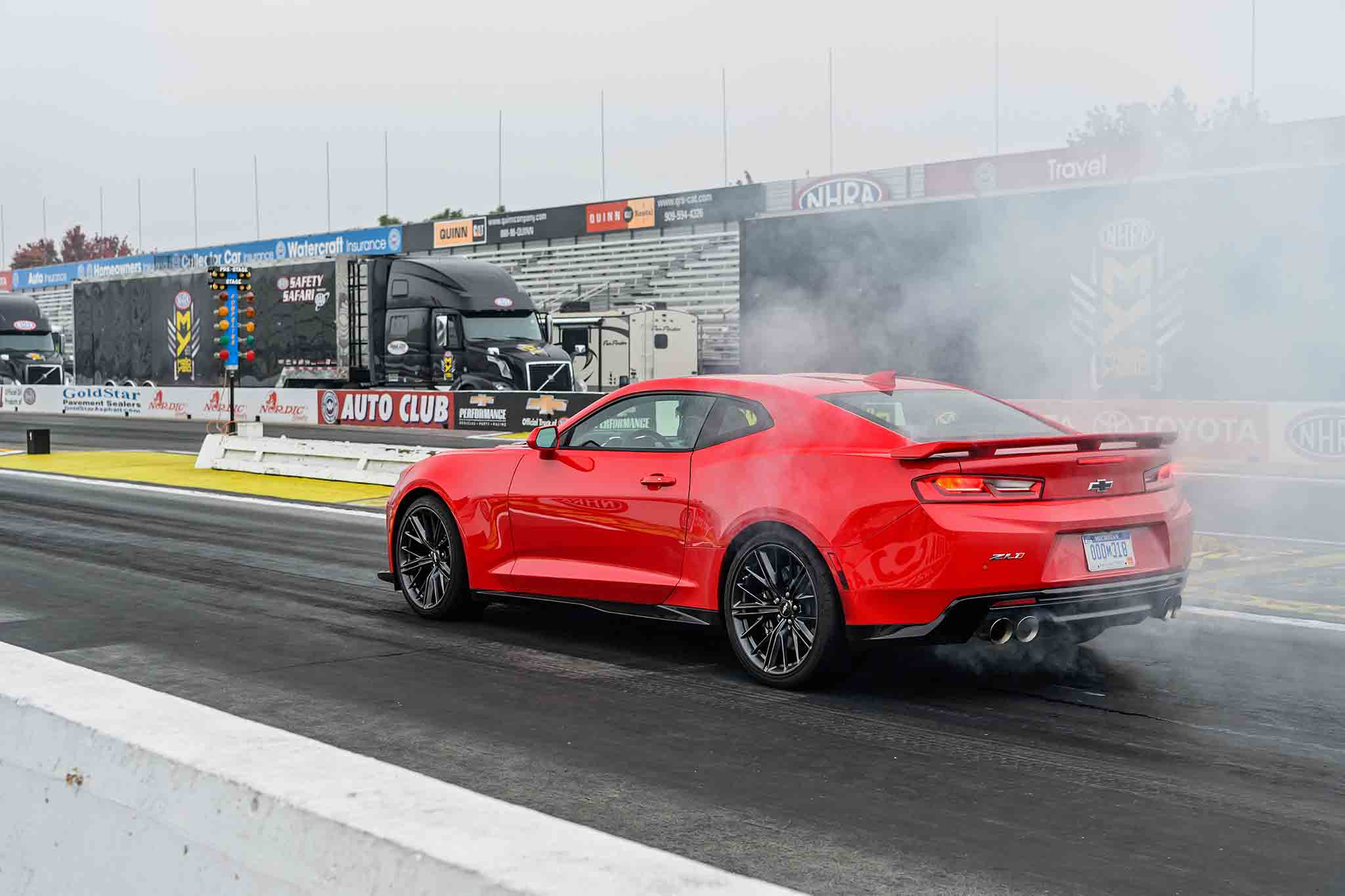 500 Miles In The 2017 Chevrolet Camaro Zl1 Convertible And Coupe Automobile Magazine