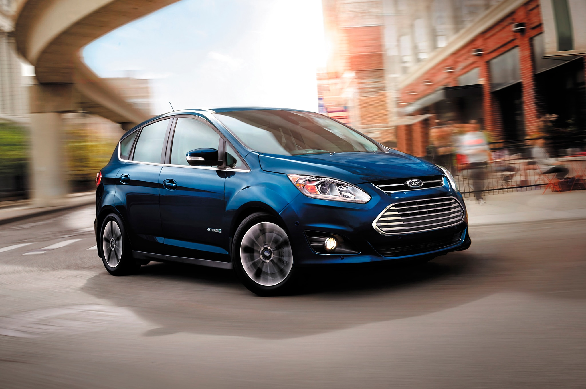 2017 ford c max receives new titanium trim lower starting price automobile magazine. Black Bedroom Furniture Sets. Home Design Ideas