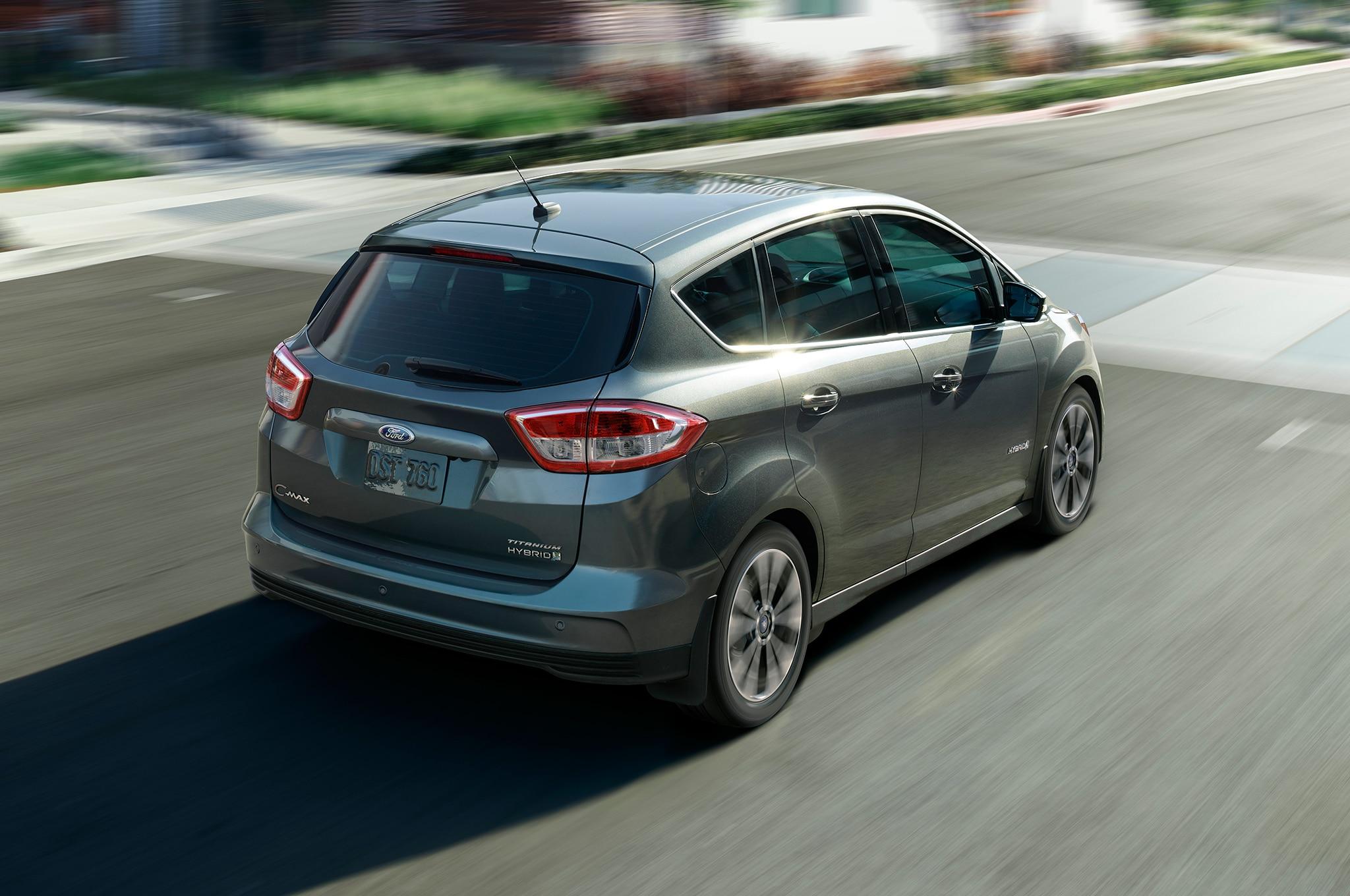 2017 ford c max receives new titanium trim lower starting price automobile magazine. Black Bedroom Furniture Sets. Home Design Ideas