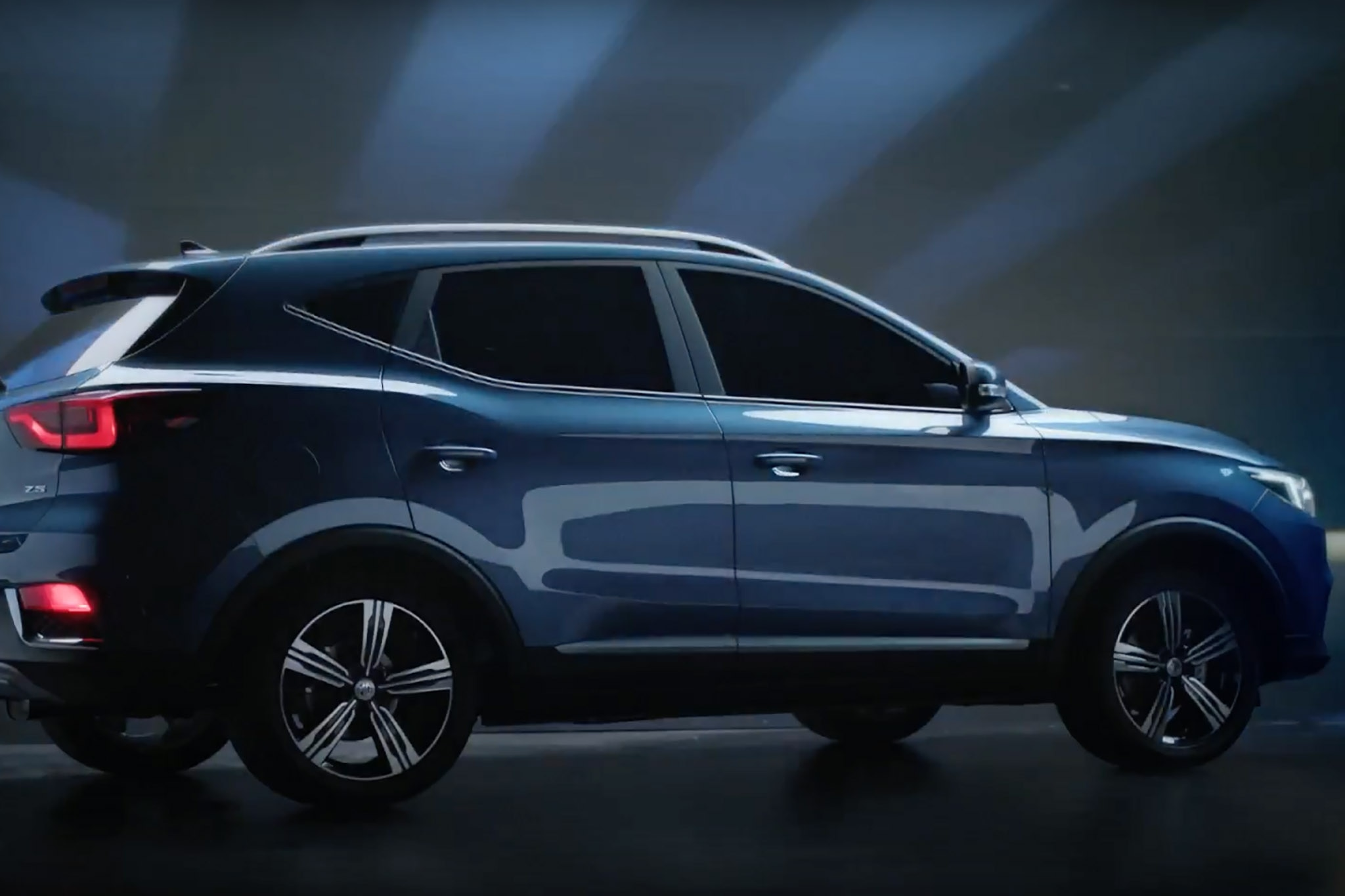 2017 Mg Zs Suv Video Revealed Automobile Magazine