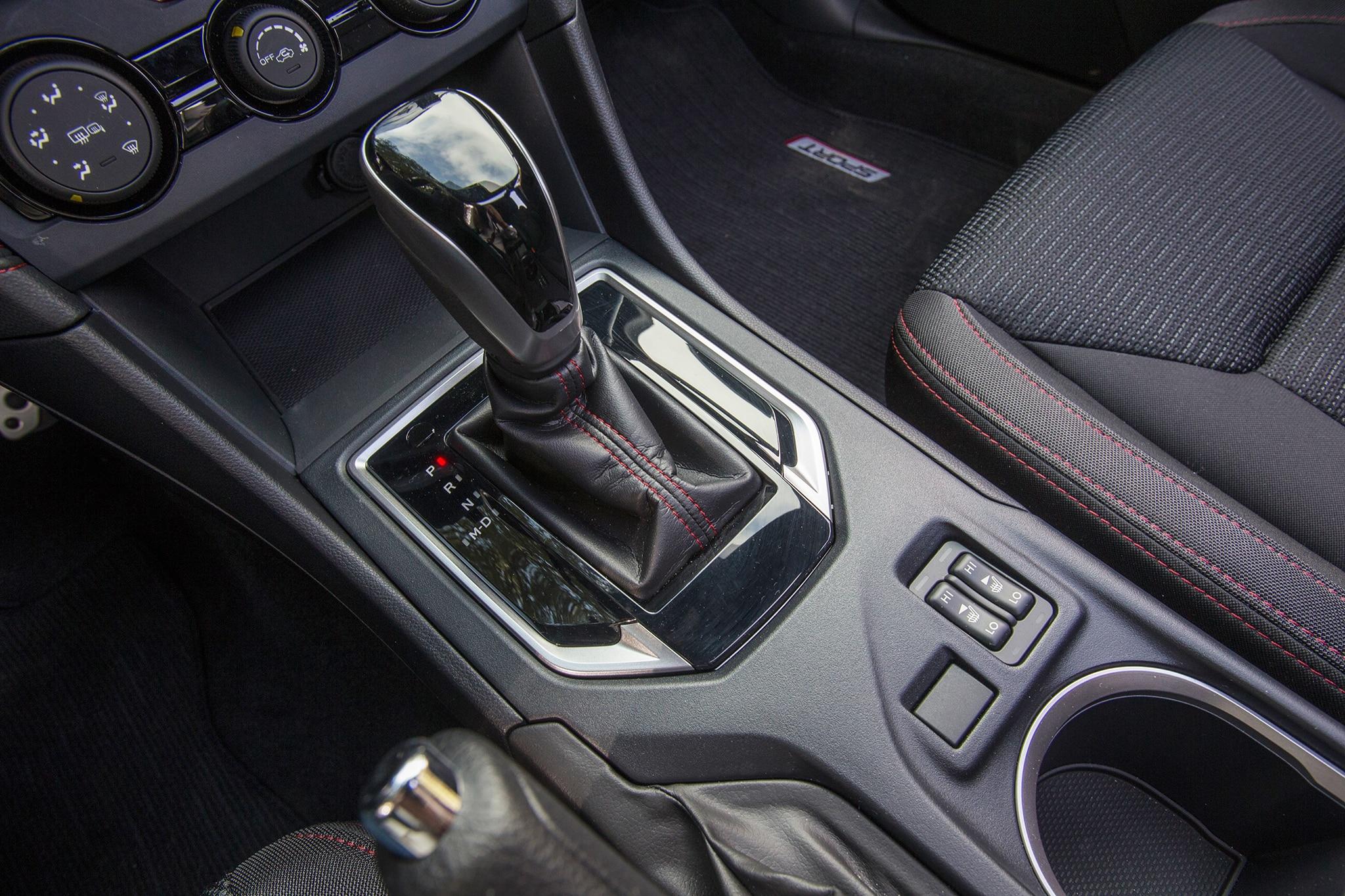 First drive 2017 subaru impreza automobile magazine driving the impreza vanachro Choice Image