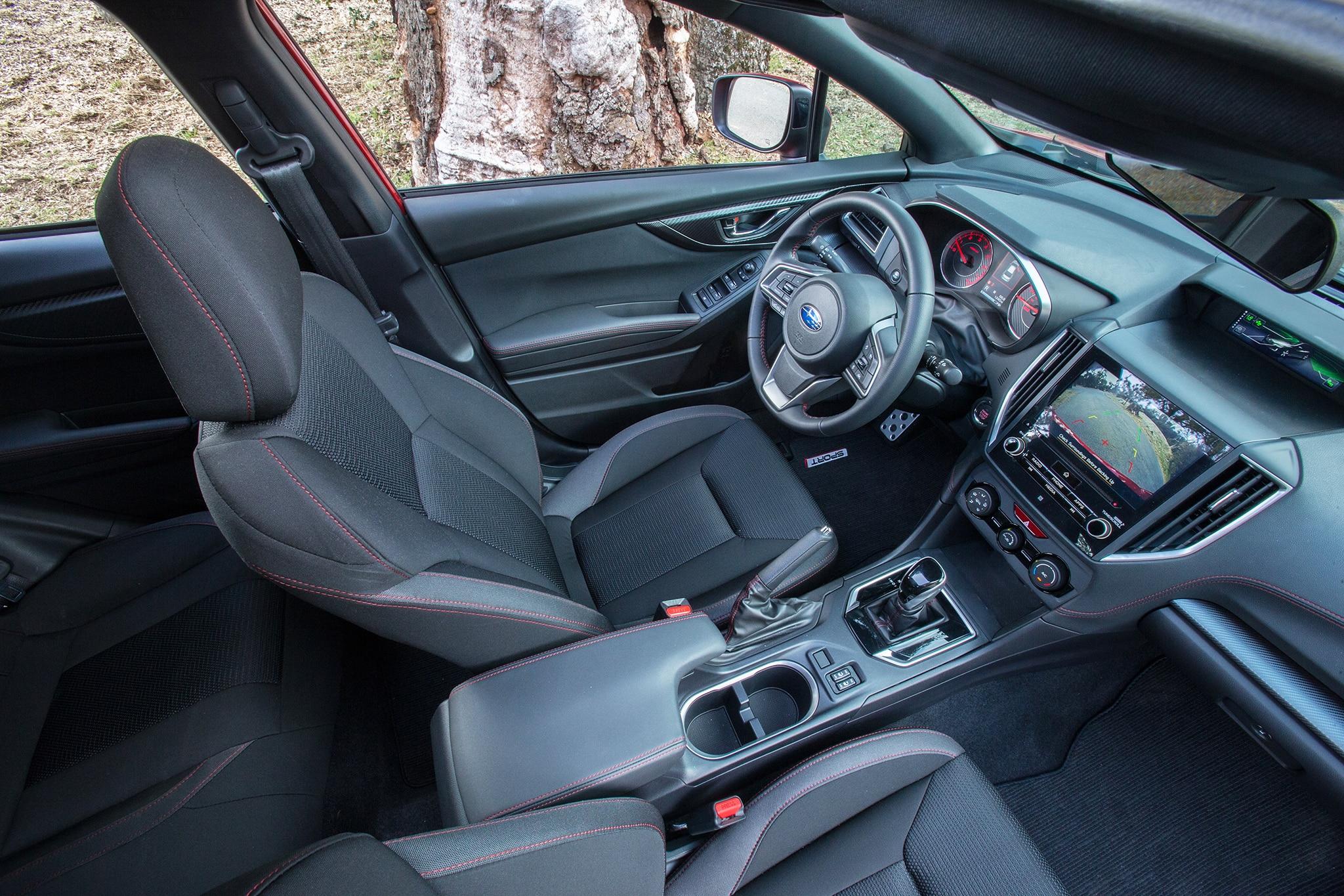 100 Subaru Impreza 2017 Interior 2017 Subaru Impreza Cars Exclusive Videos And Photos