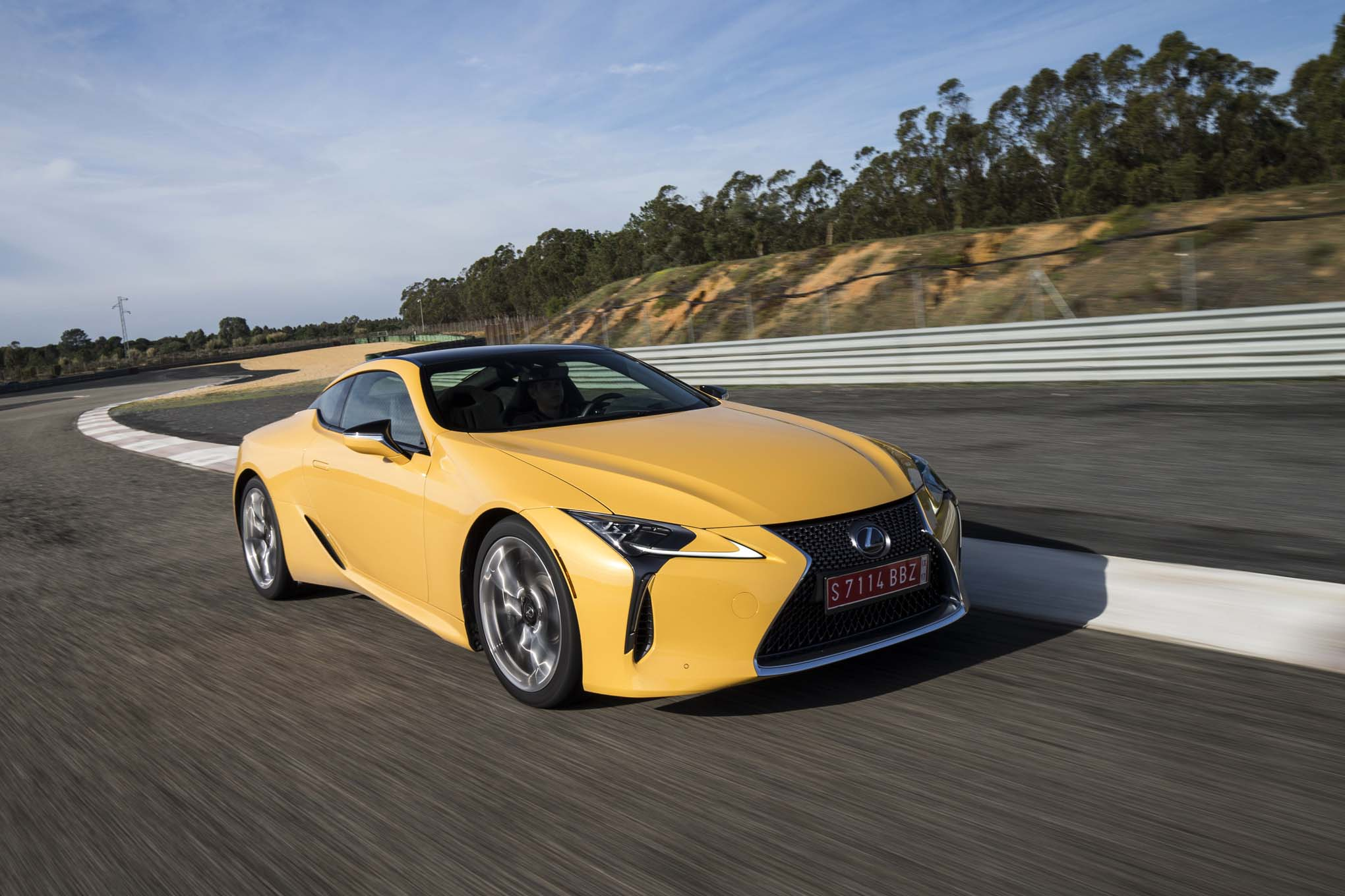 first drive 2018 lexus lc 500 and 500h automobile magazine. Black Bedroom Furniture Sets. Home Design Ideas