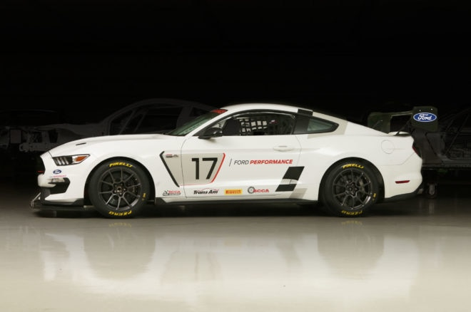 Ford Performance Introduces Race-Ready Mustang for the Track Only