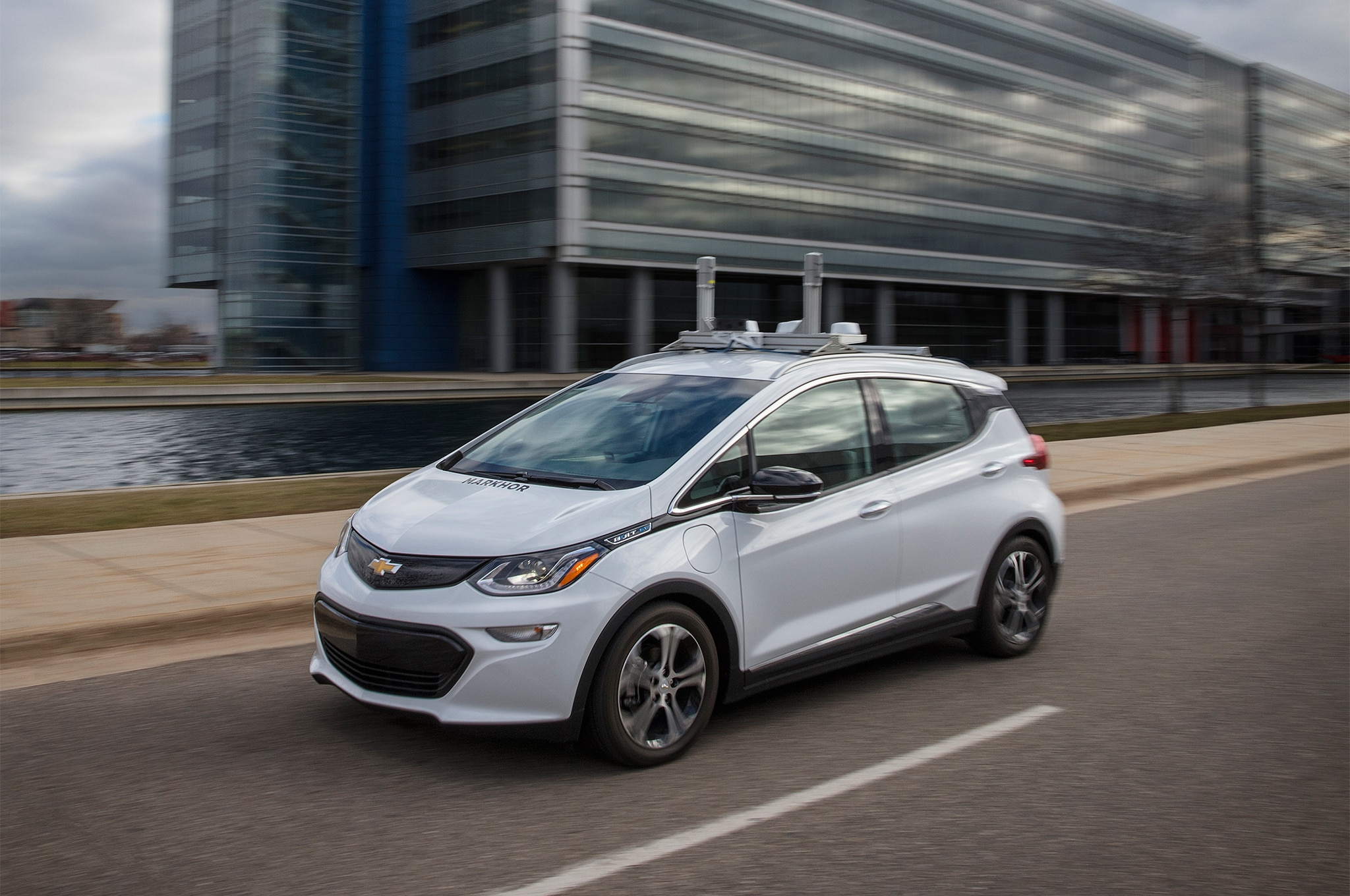 gm to build prototype autonomous cars in chevy bolt factory automobile magazine. Black Bedroom Furniture Sets. Home Design Ideas