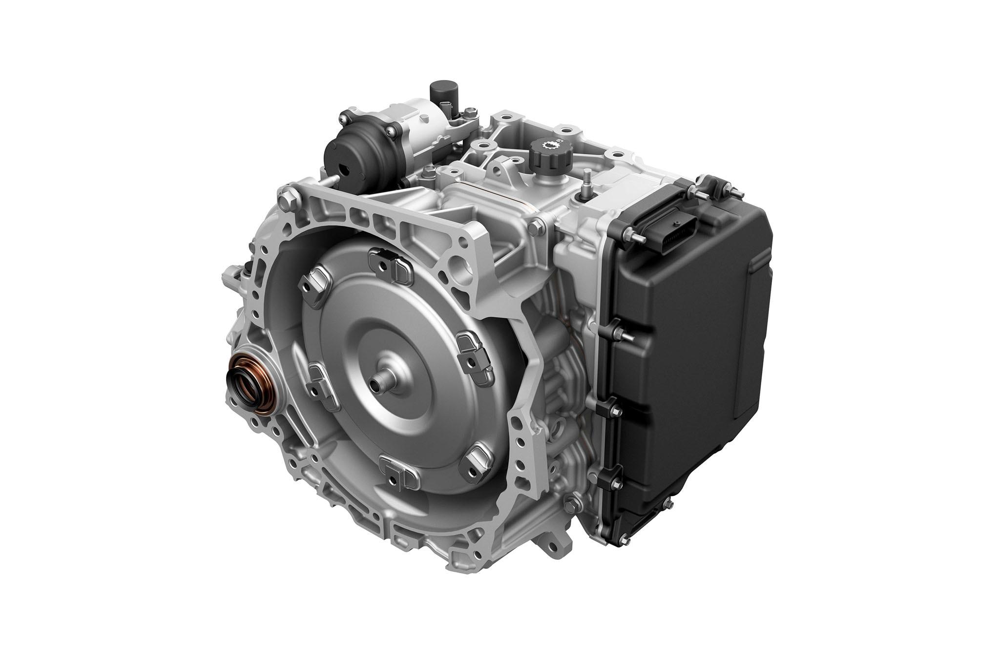 GM HydraMatic 9T50 nine speed transmission