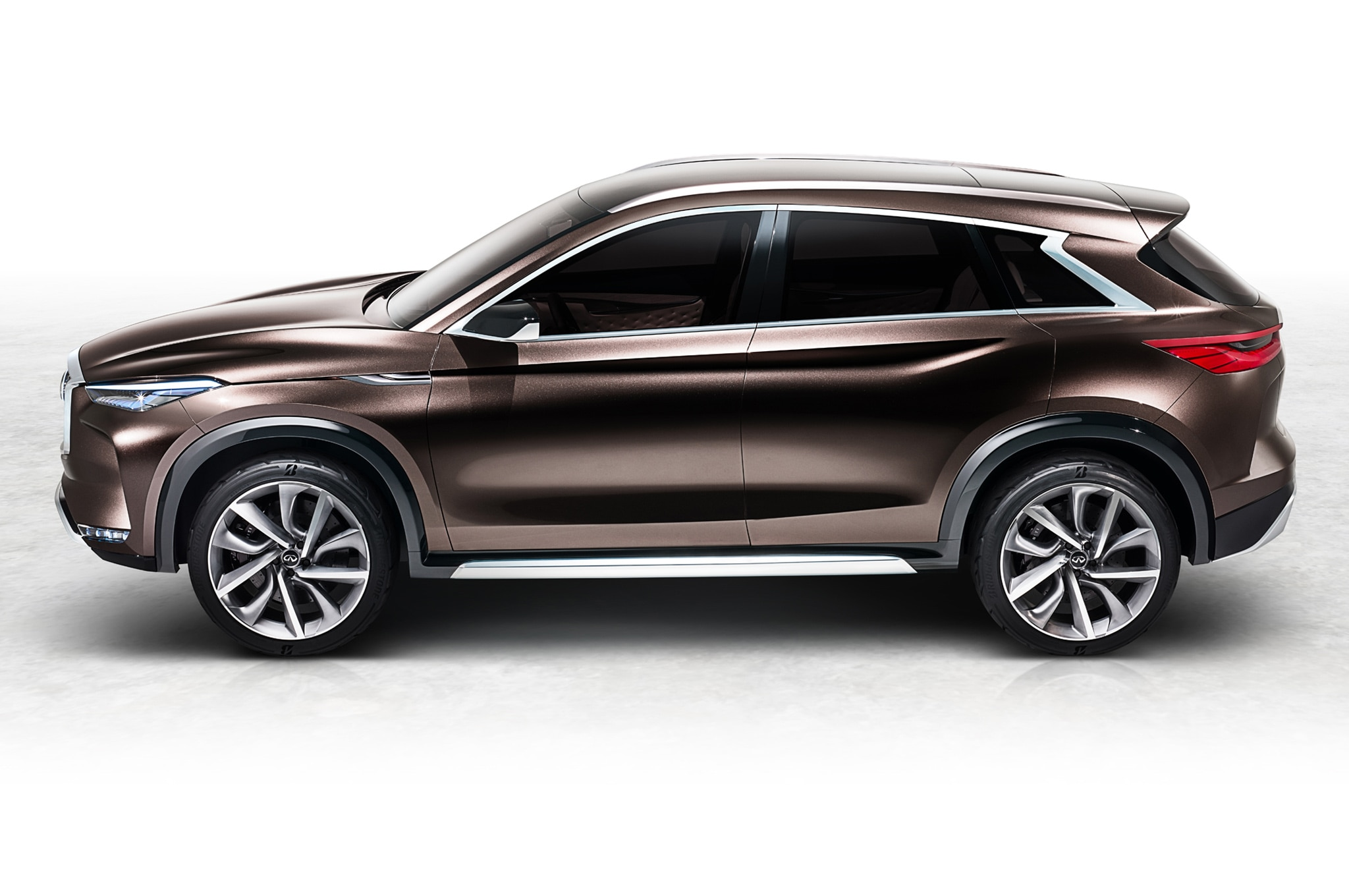 Infiniti QX50 Concept to Debut, Production Model Coming Soon