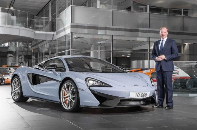 McLaren 10000 660x438