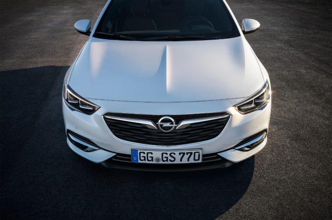 Opel Insignia Grand Sport Front End 660x438