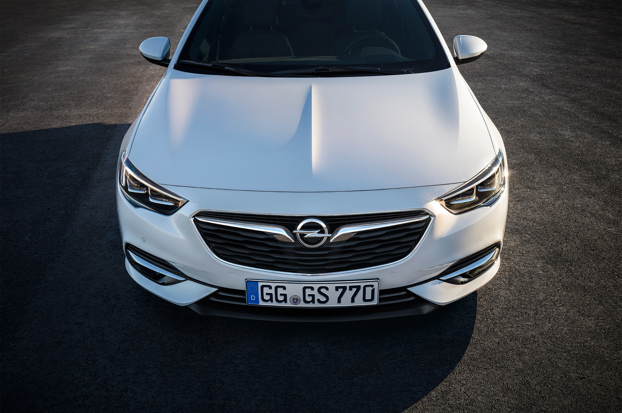 Opel Insignia Grand Sport Front End