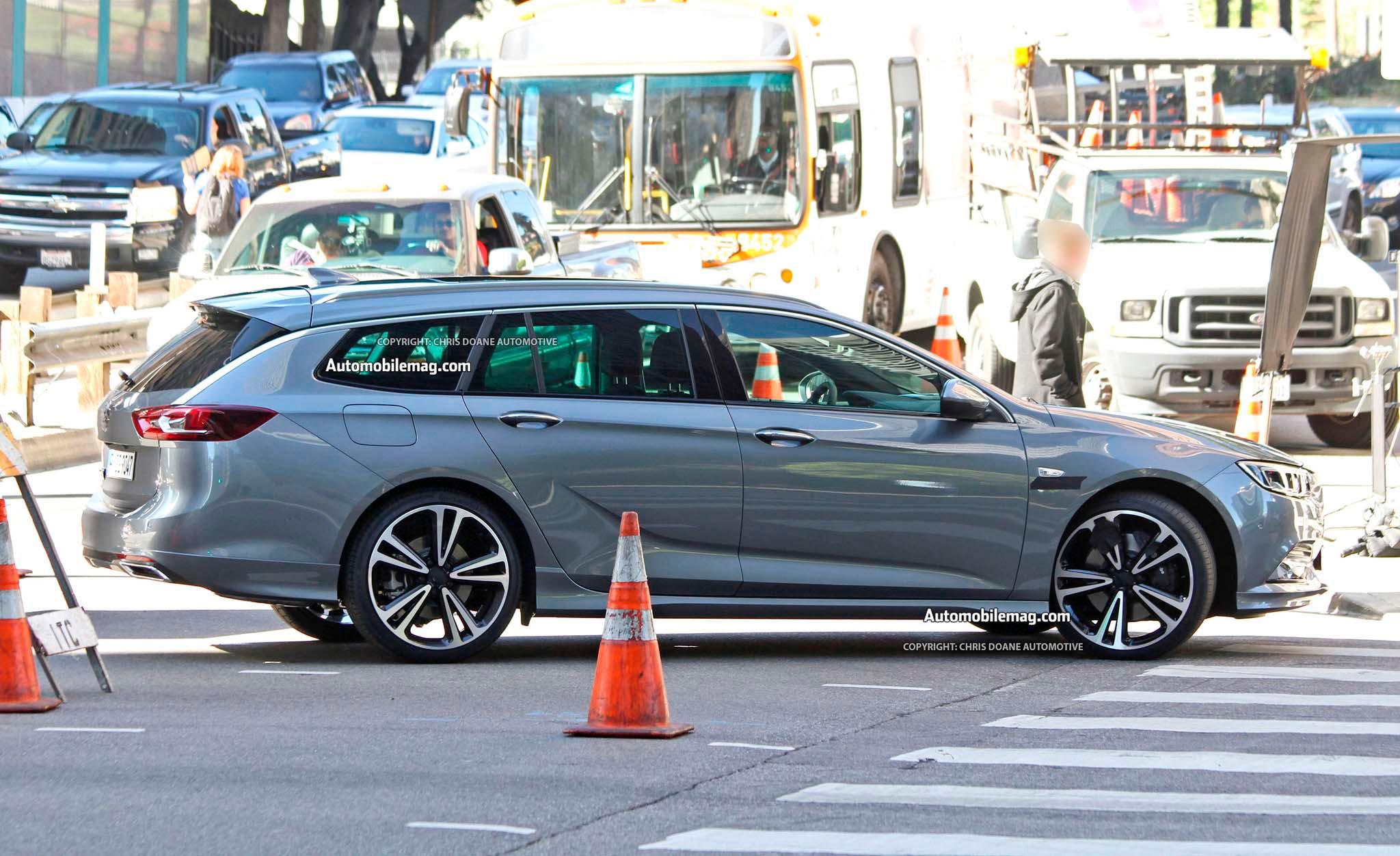 Opel Insignia Sedan, Wagon Caught Naked | Automobile Magazine