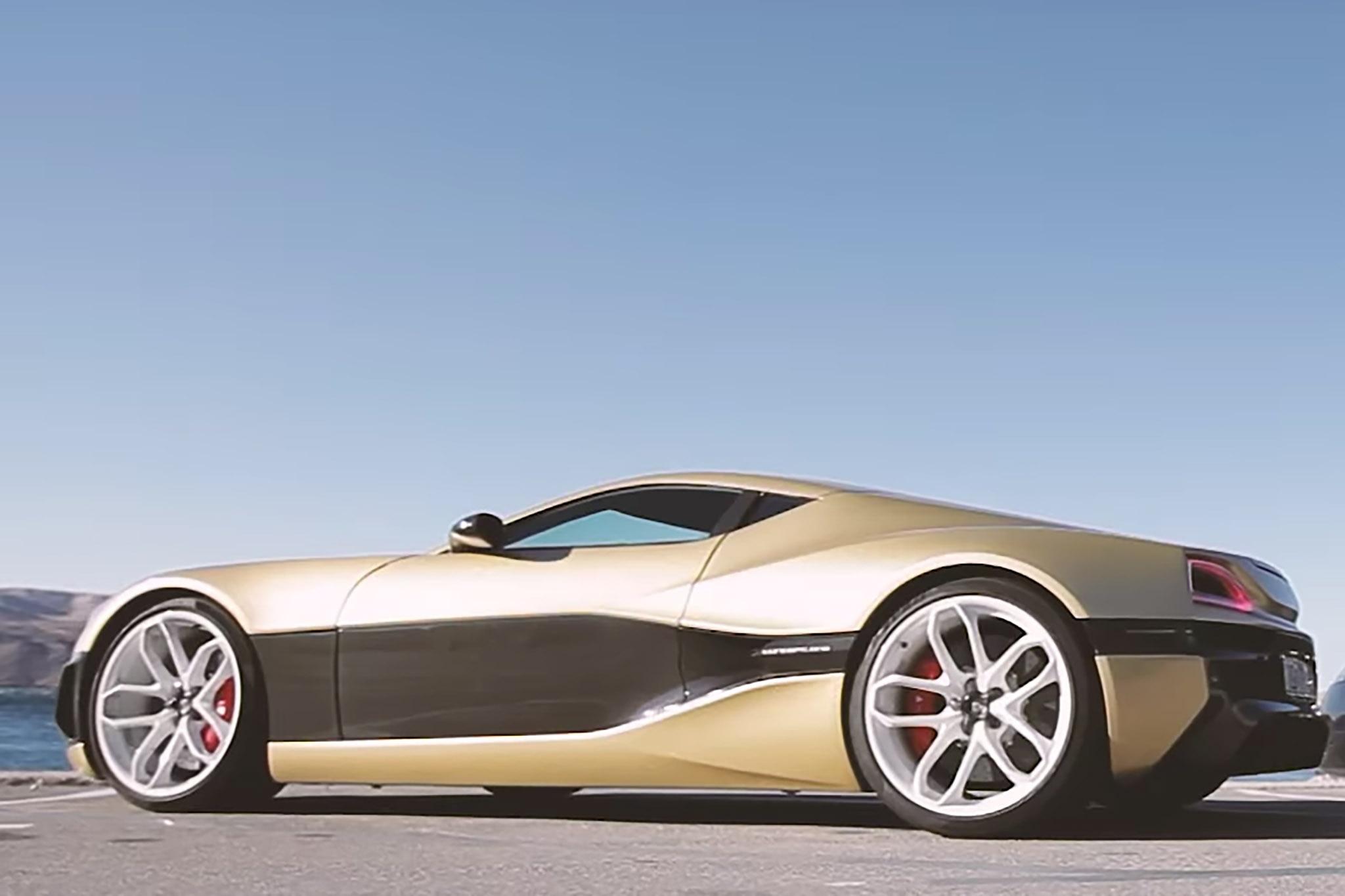 Rimac Concept One Versus Bugatti Veyron | Automobile Magazine