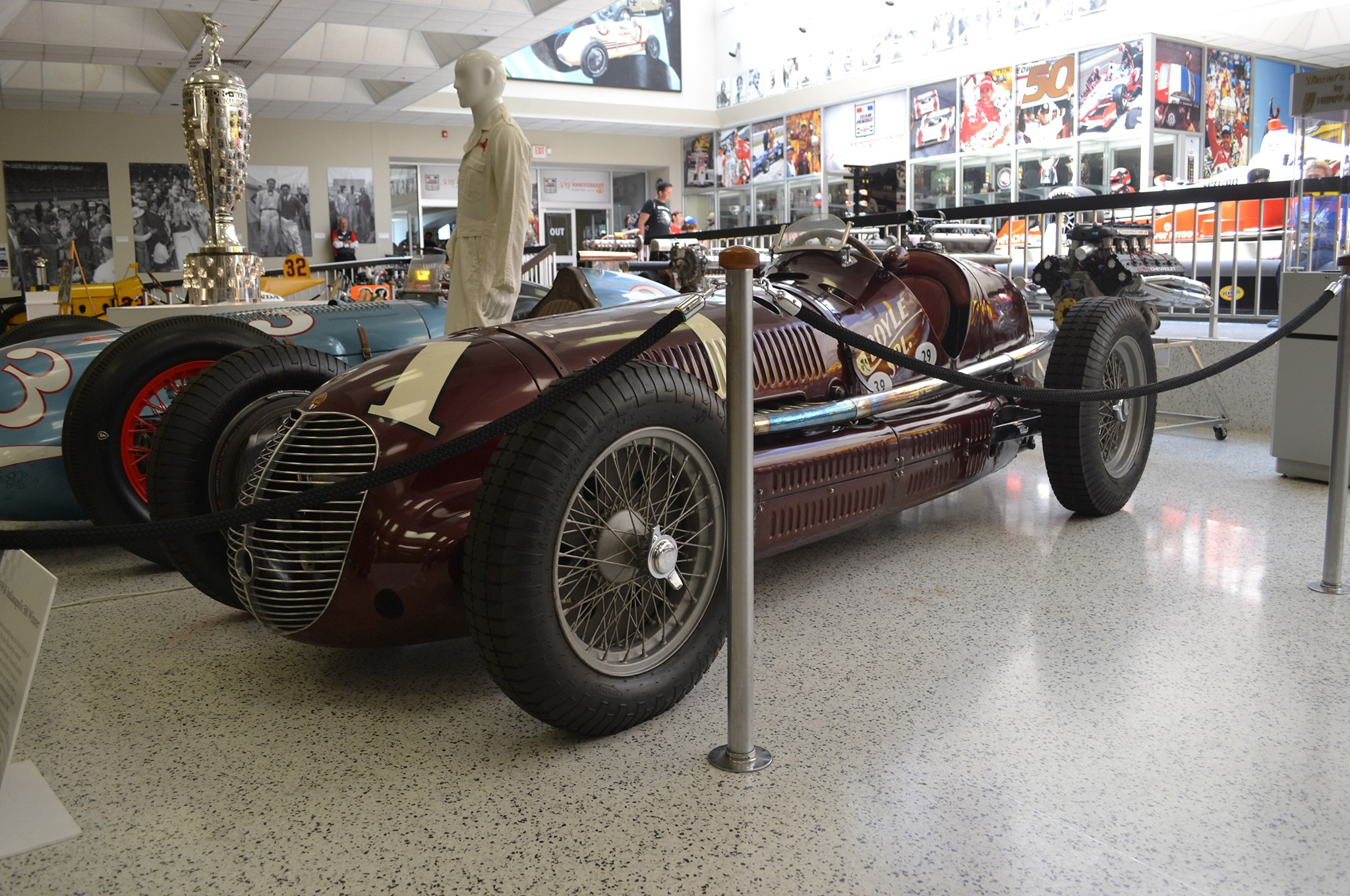 Our Nine Favorite Cars from the Indianapolis Motor Speedway Museum ...