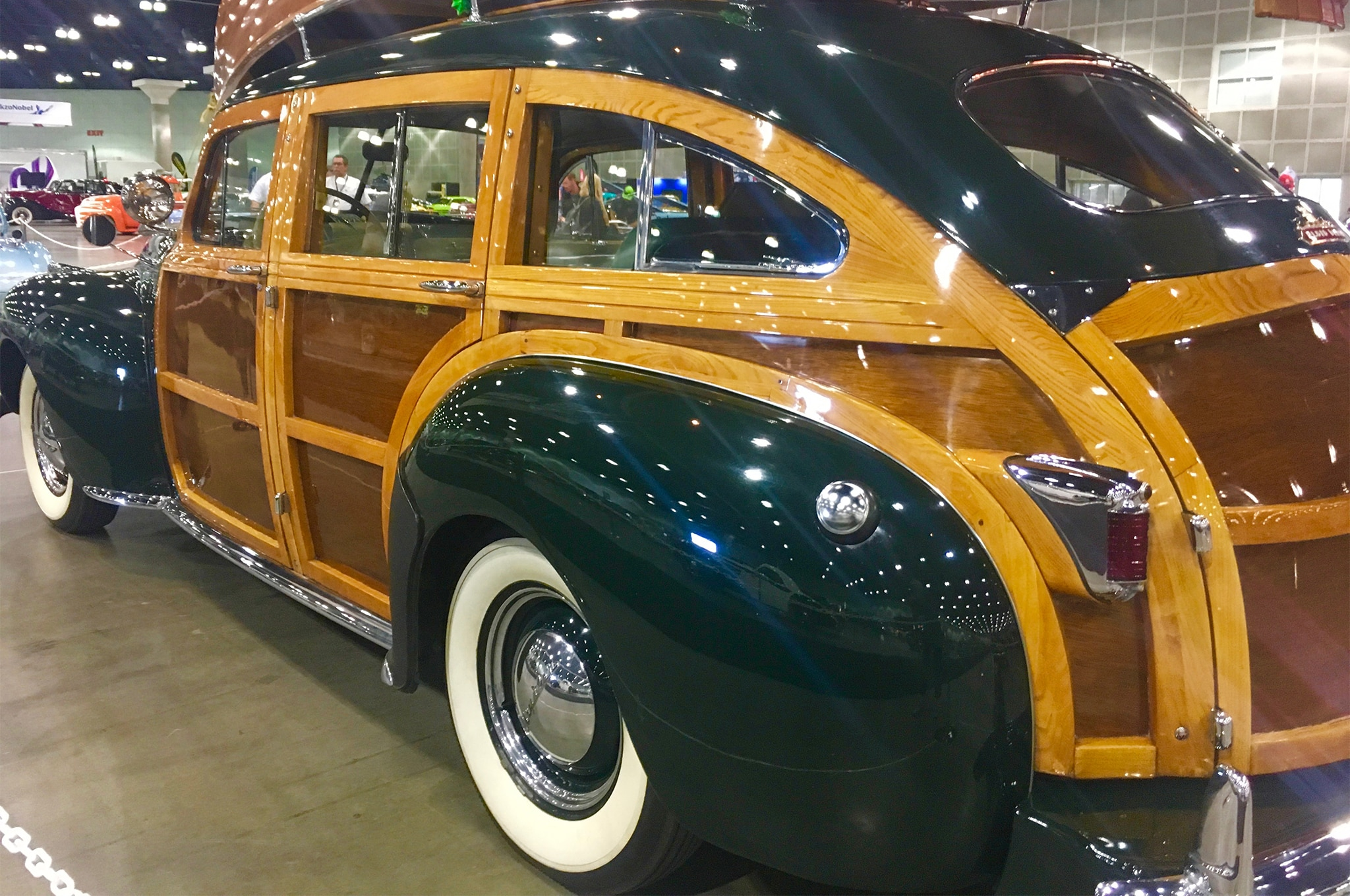 Nine Cool Cars from L.A.\'s Inaugural 2017 Classic Auto Show ...