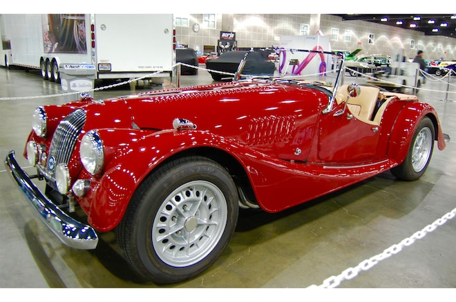 Nine Cool Cars From LAs Inaugural Classic Auto Show - Cool cars vintage