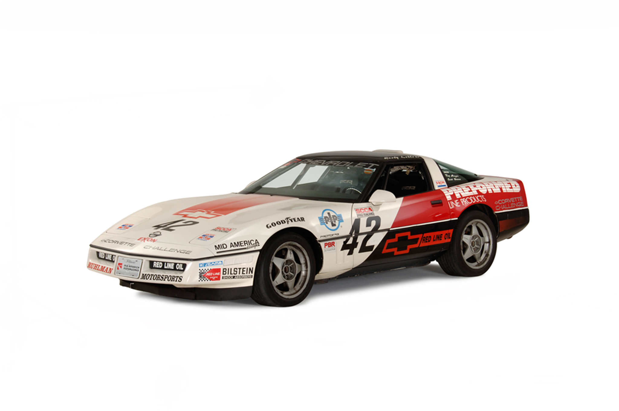 Just Listed: Four Chevrolet Corvette C4 Challenge Cars ...