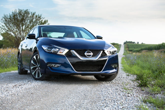 2016 Nissan Maxima SR Four Seasons Cross Country 20 660x438