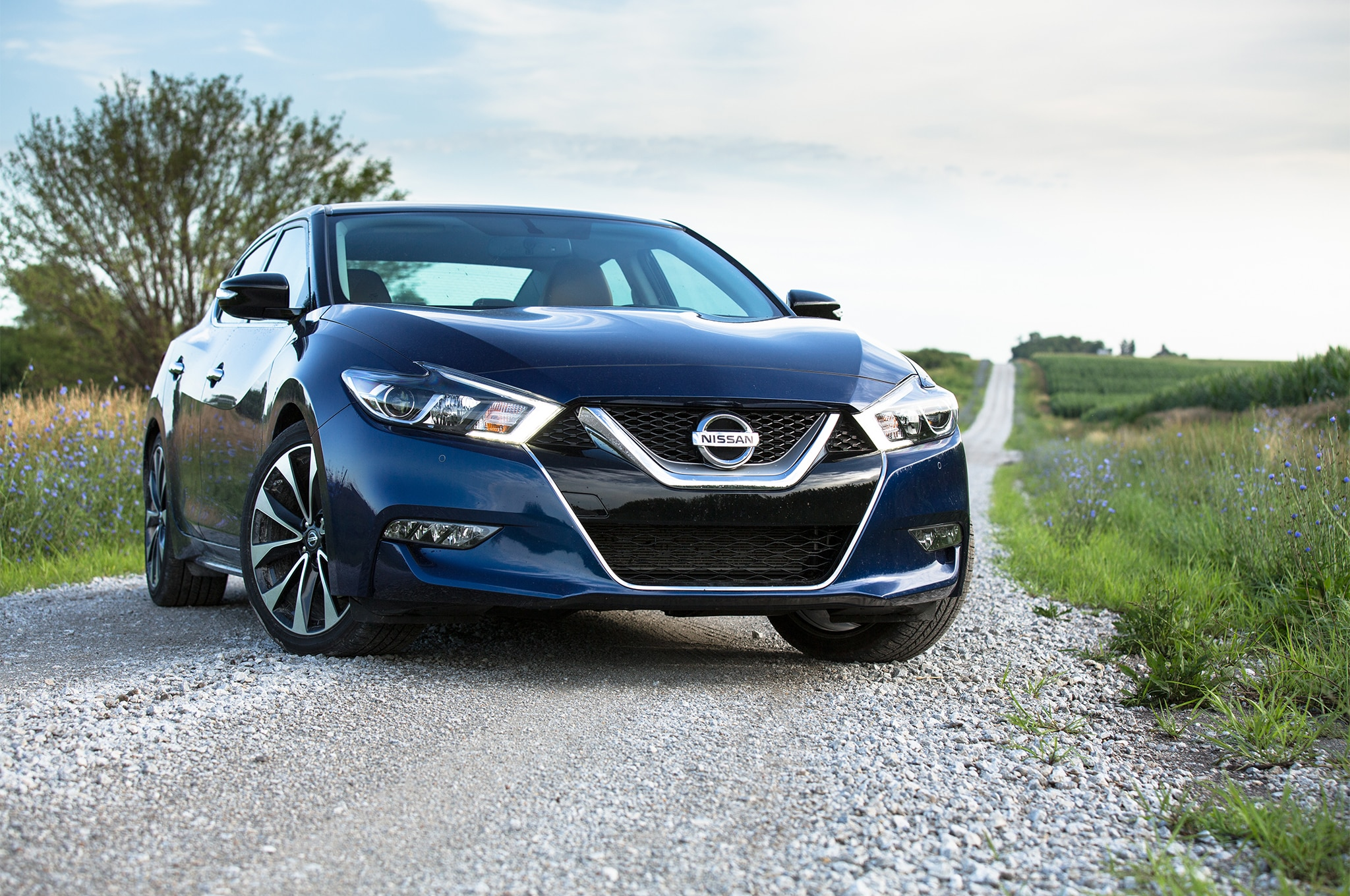 2016 Nissan Maxima SR Four Seasons Cross Country 20
