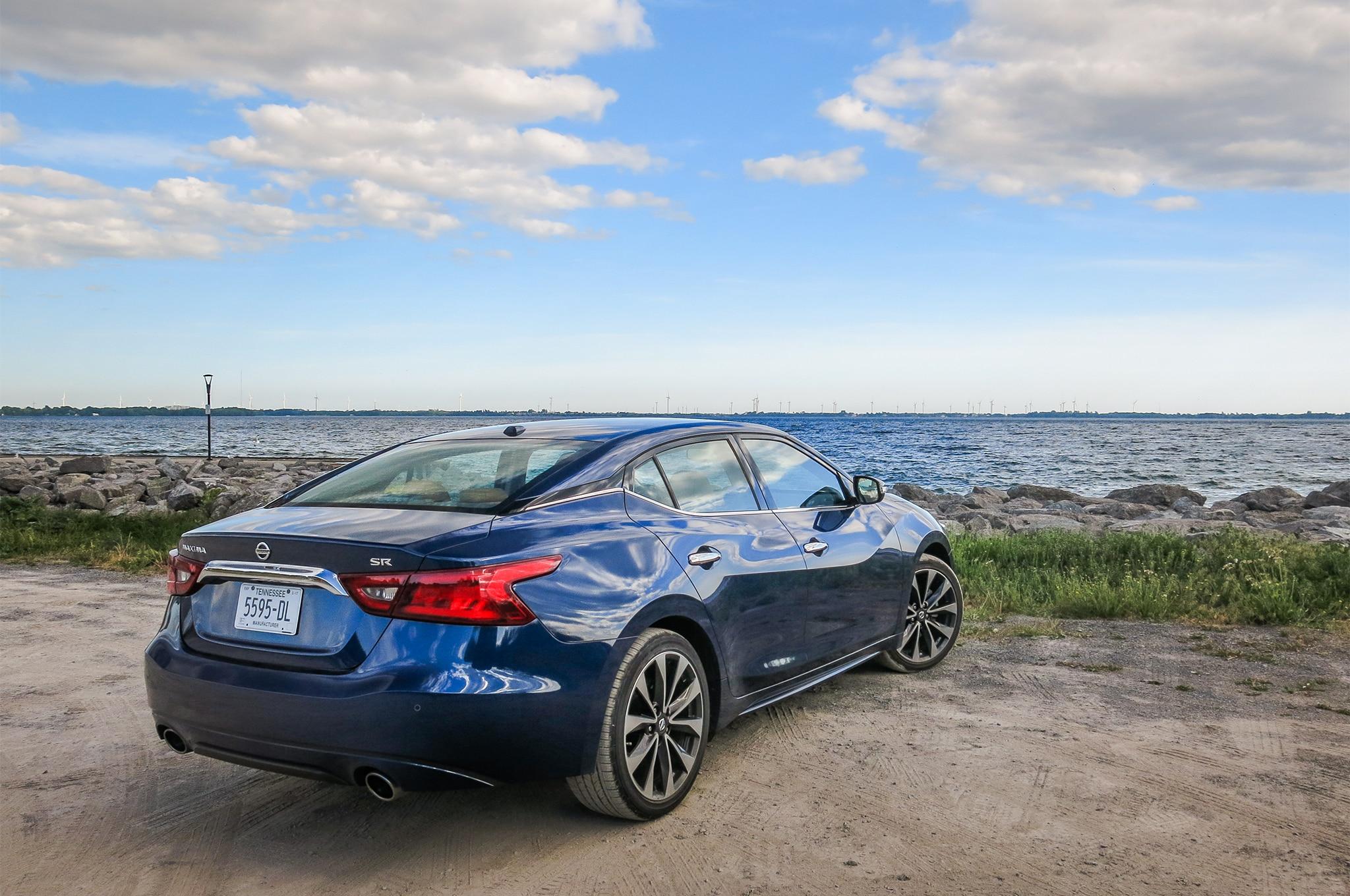 Four Seasons 2016 Nissan Maxima SR Update 4 Escape to