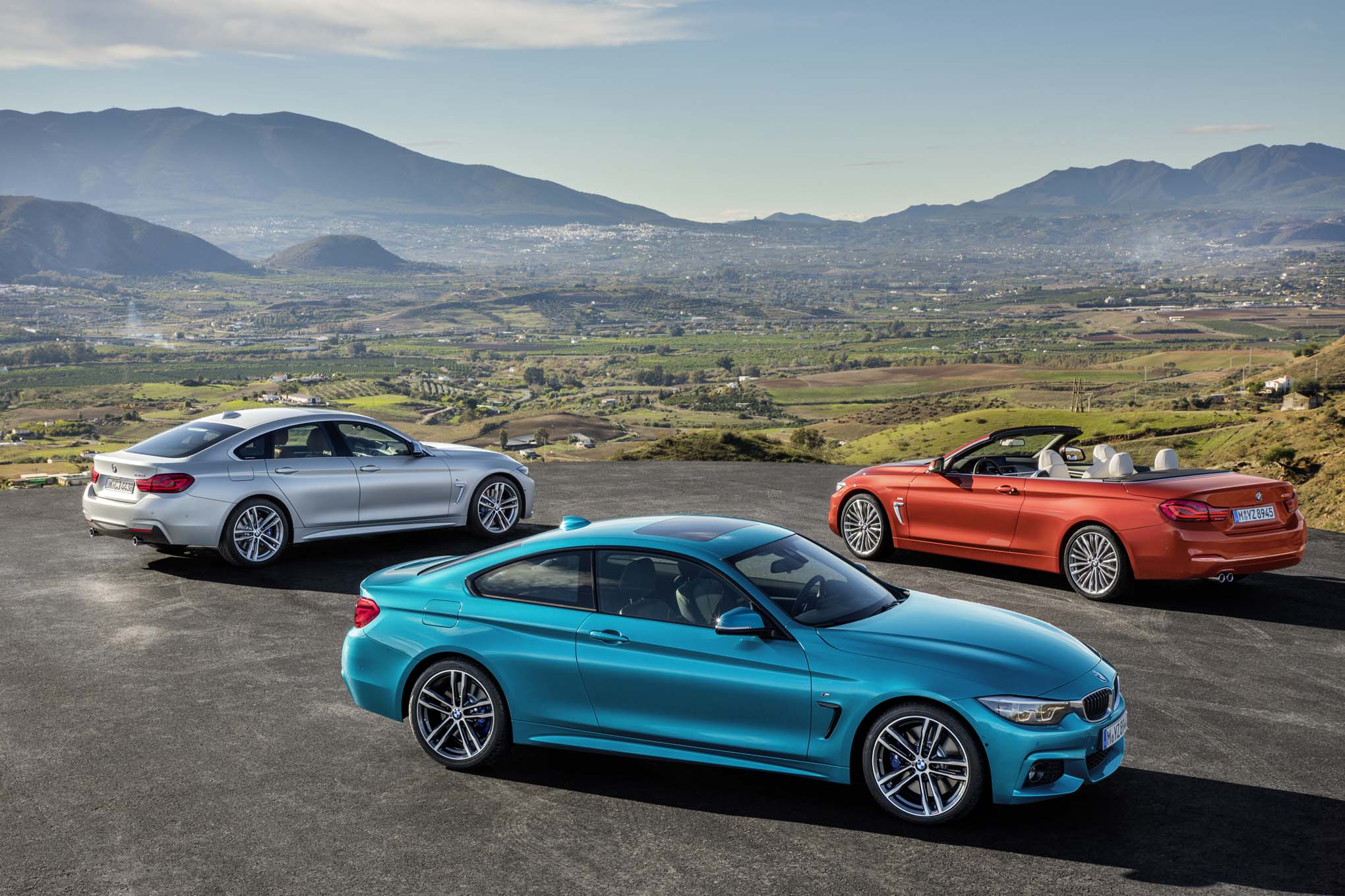 First Look: 2018 BMW 4 Series