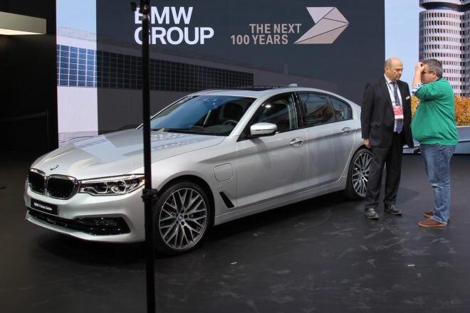2017 BMW 5 Series Johan Kister