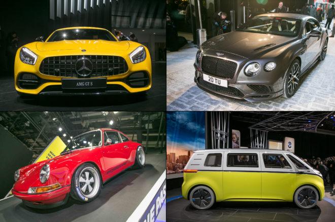 2017 Detroit Auto Show Hits, Misses, and Revelations