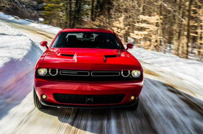2017 Dodge Challenger GT Front End In Motion 03 660x438