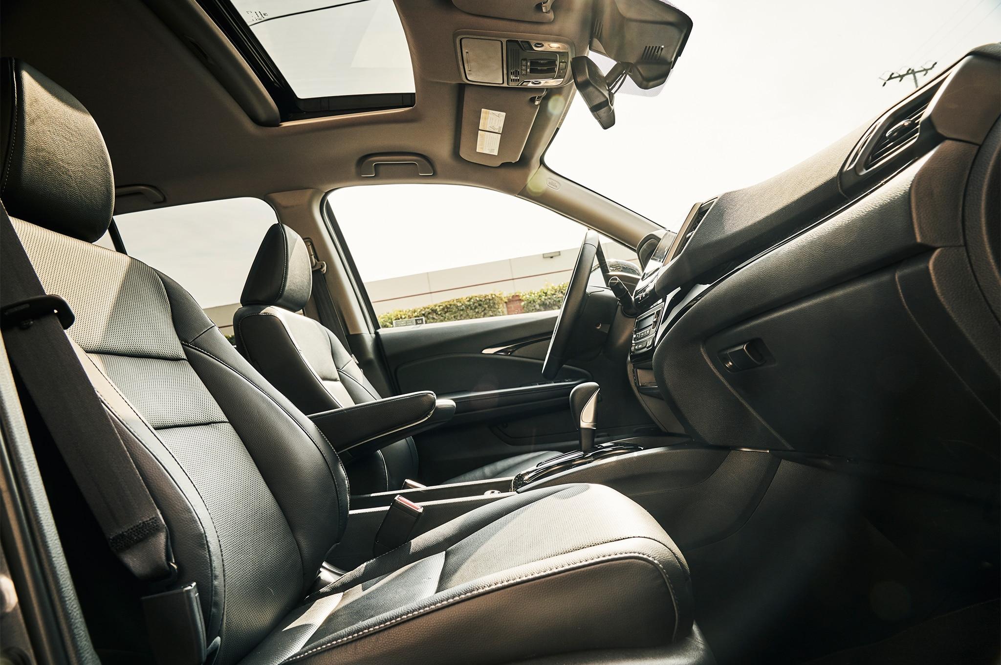 Four Seasons: 2017 Honda Ridgeline RTL-E Introduction | Automobile ...