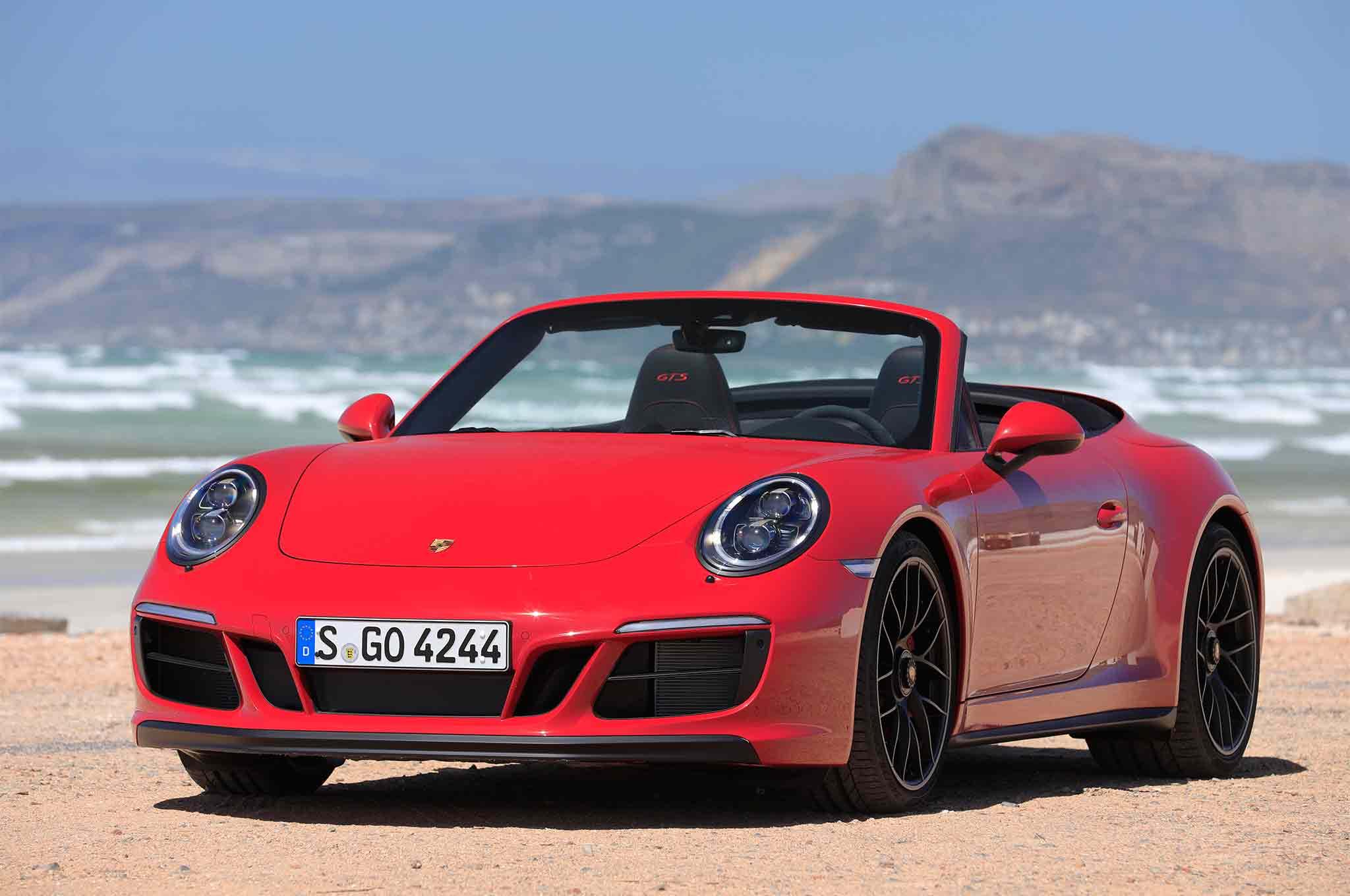 2017 porsche 911 carrera gts first drive review | automobile magazine