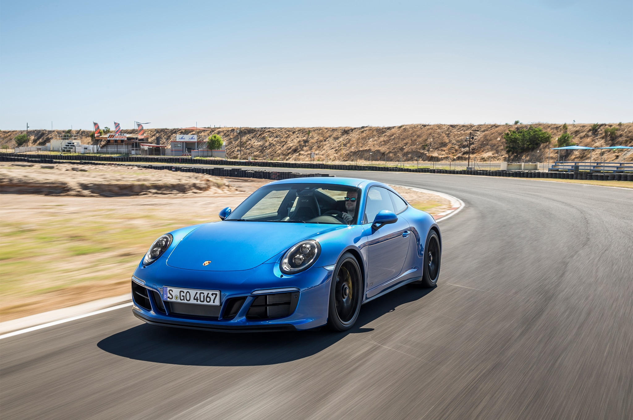 2017 porsche 911 carrera gts first drive review automobile magazine. Black Bedroom Furniture Sets. Home Design Ideas