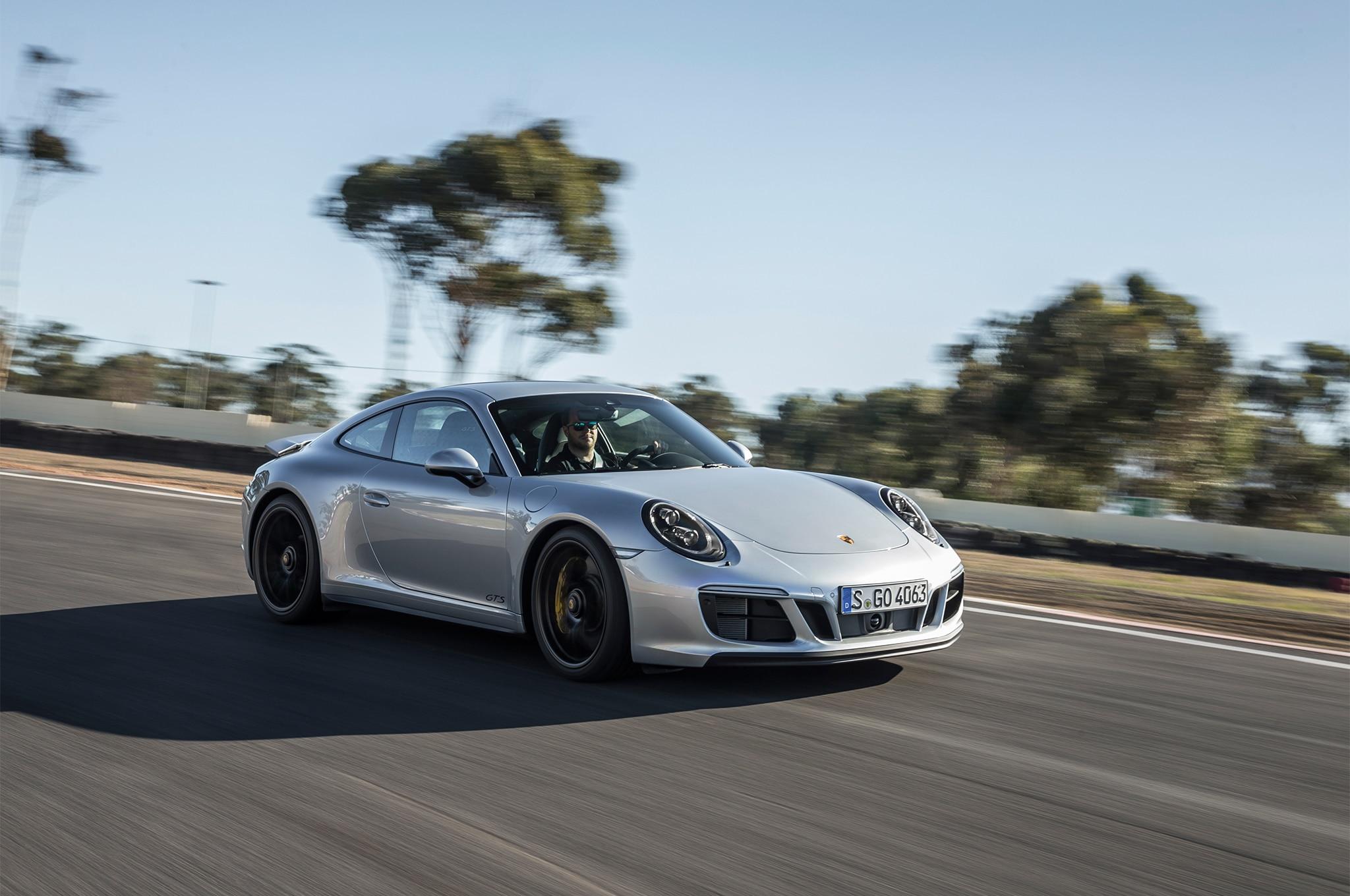 2017 porsche 911 carrera gts first drive review automobile magazine