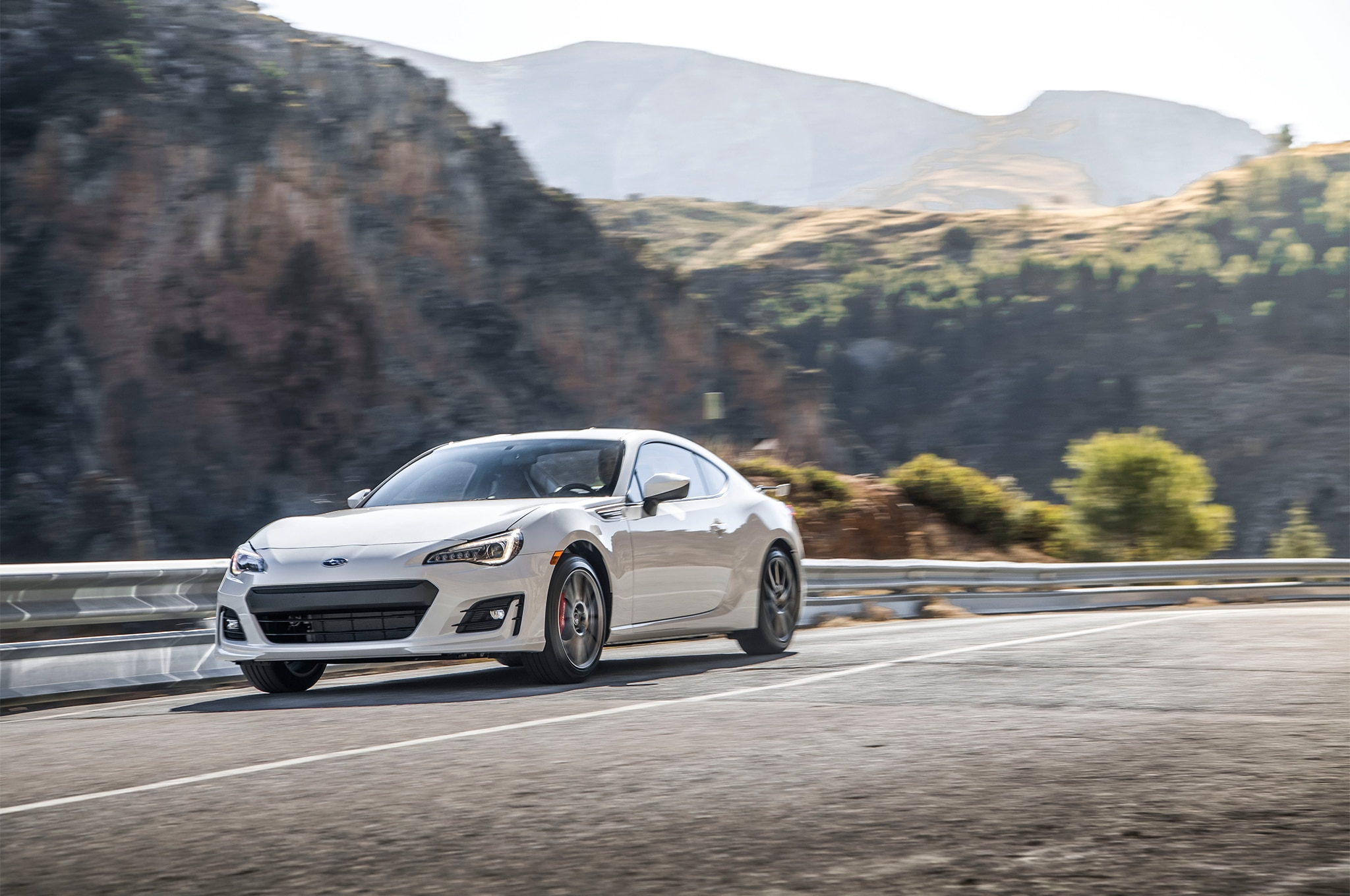 2017 Subaru Brz With Performance Package First Drive