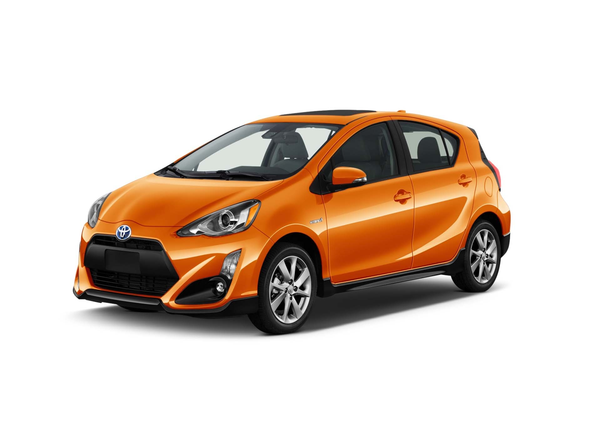 2017 Toyota Prius C Gets Refreshed
