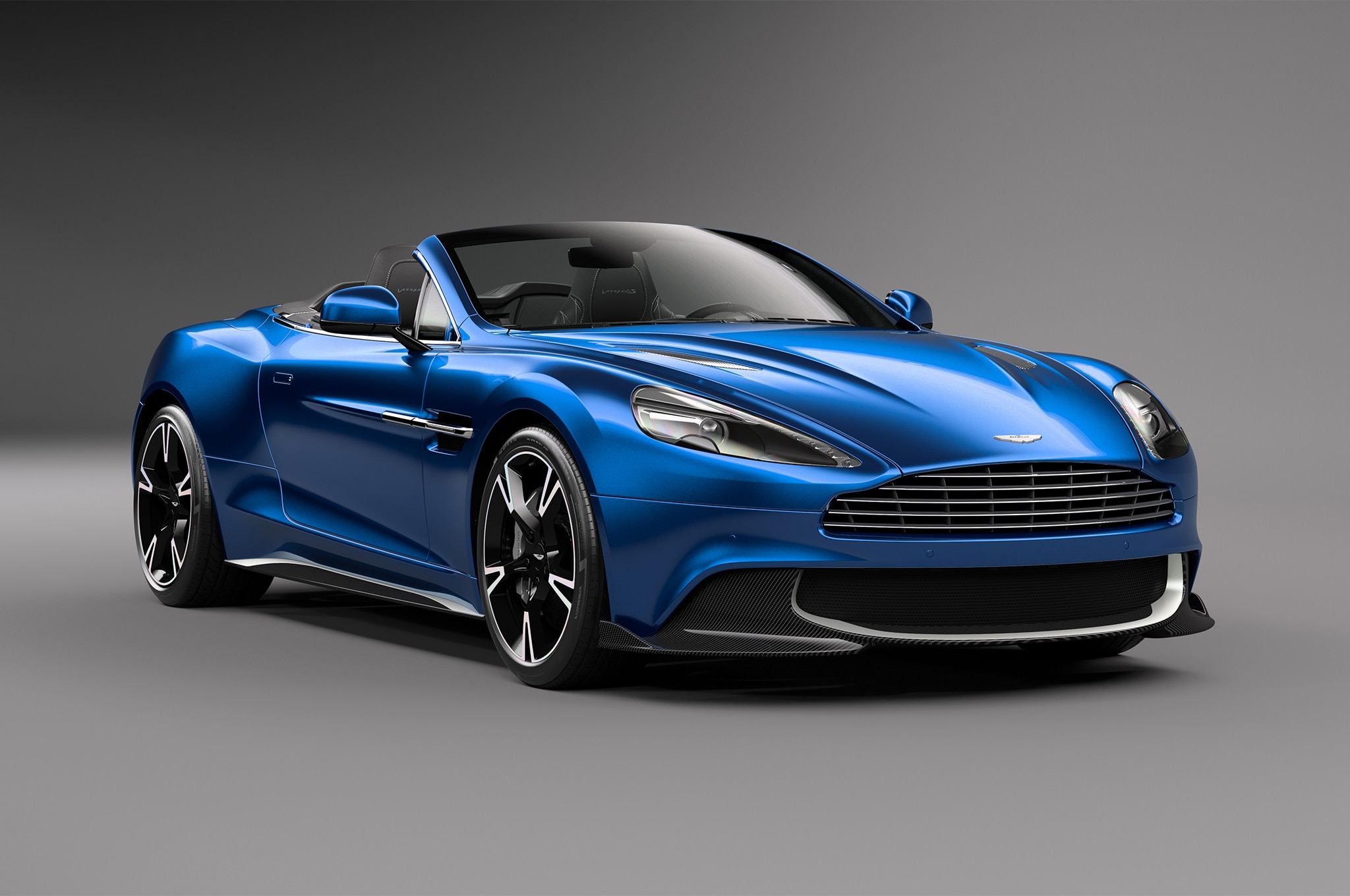 a curtain call for the 2017 aston martin vanquish s volante