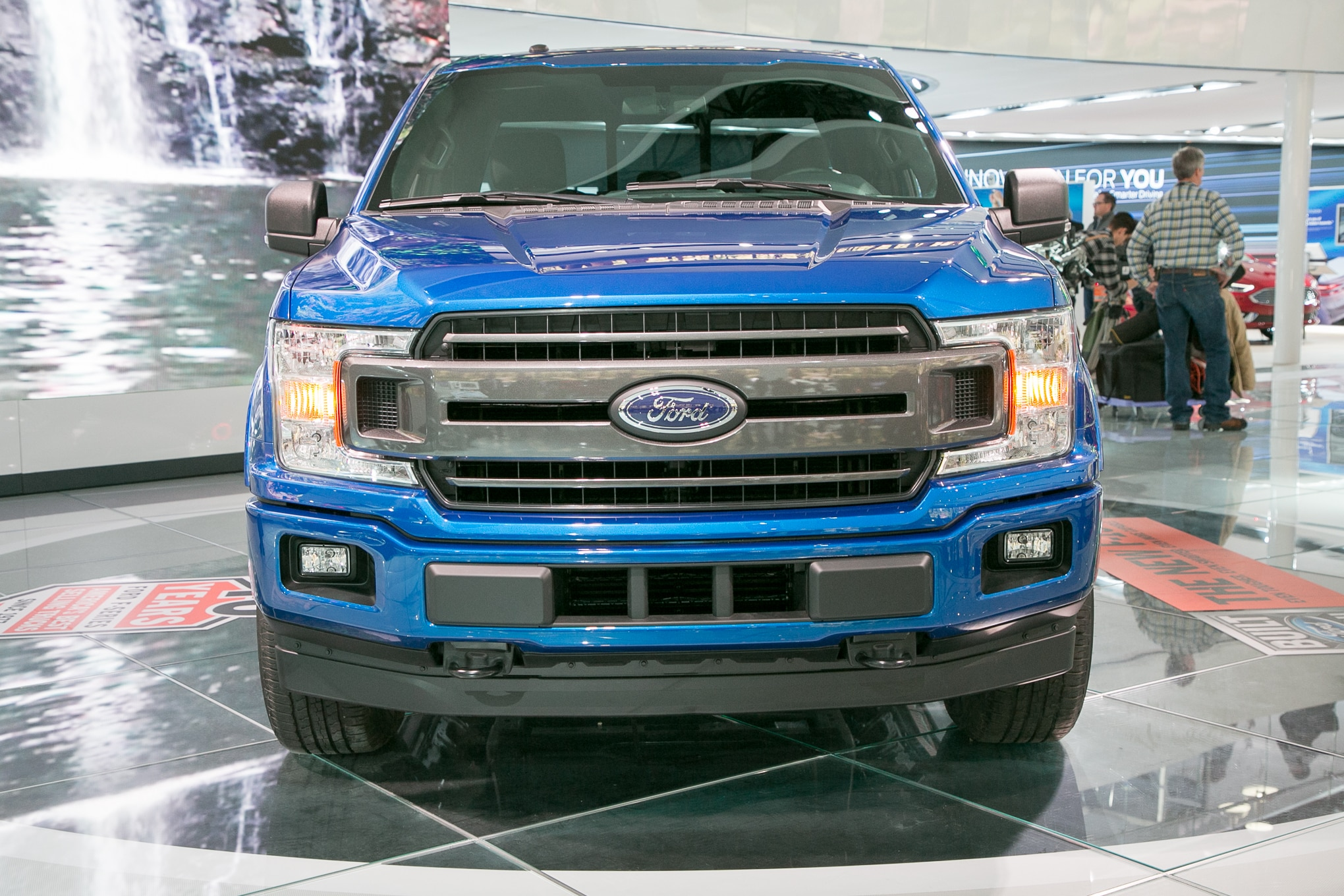 Refreshed 2018 Ford F-150 Adds Power Stroke Diesel, More ...