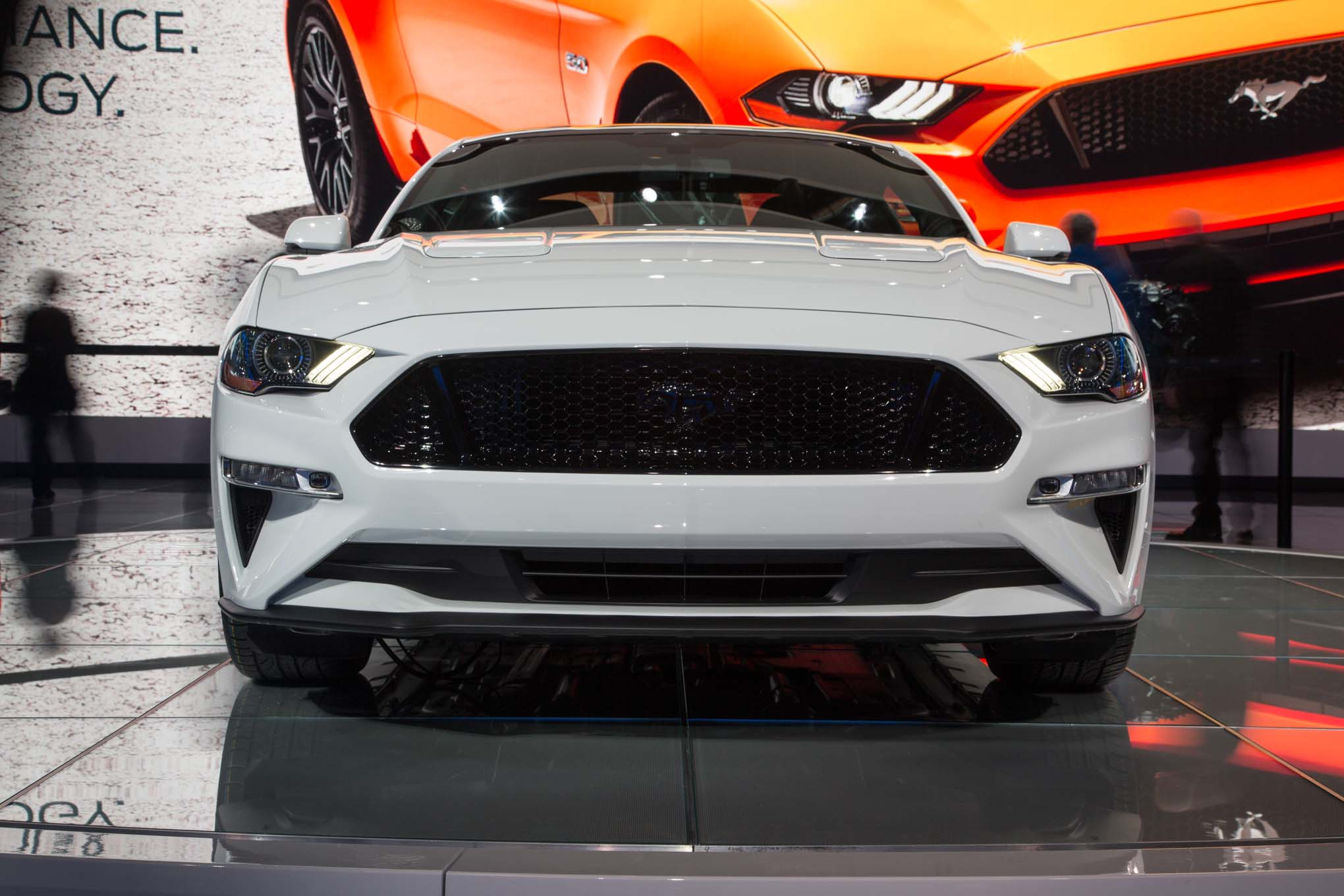 First Look 2018 Ford Mustang Automobile Magazine