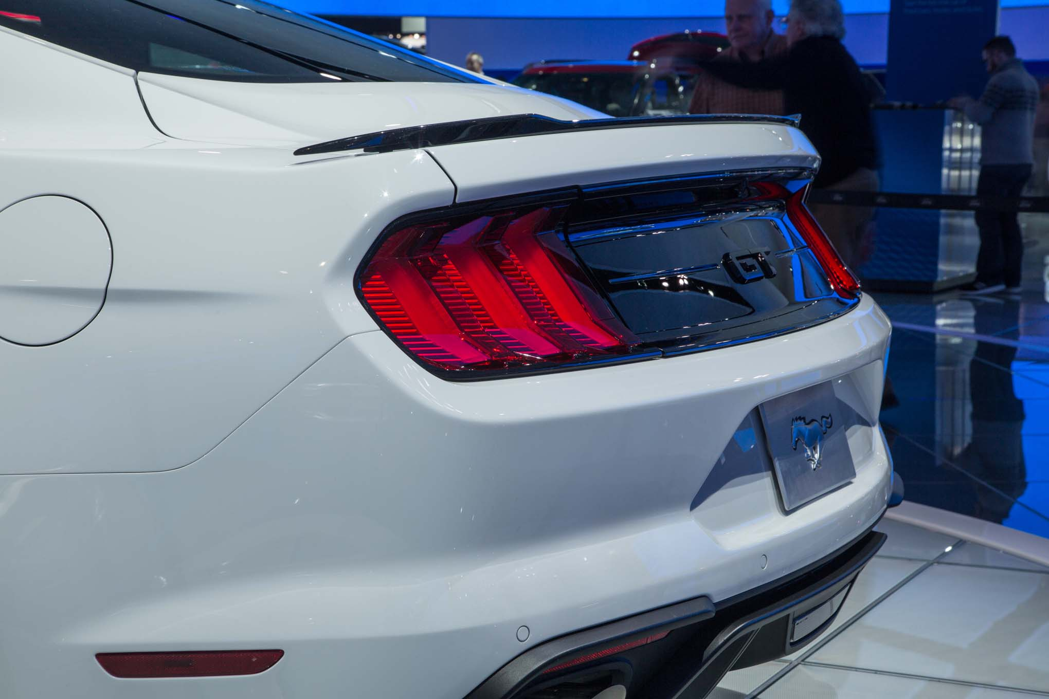 2018 Ford Mustang Gt And Ecoboost Upgraded With Magnetic