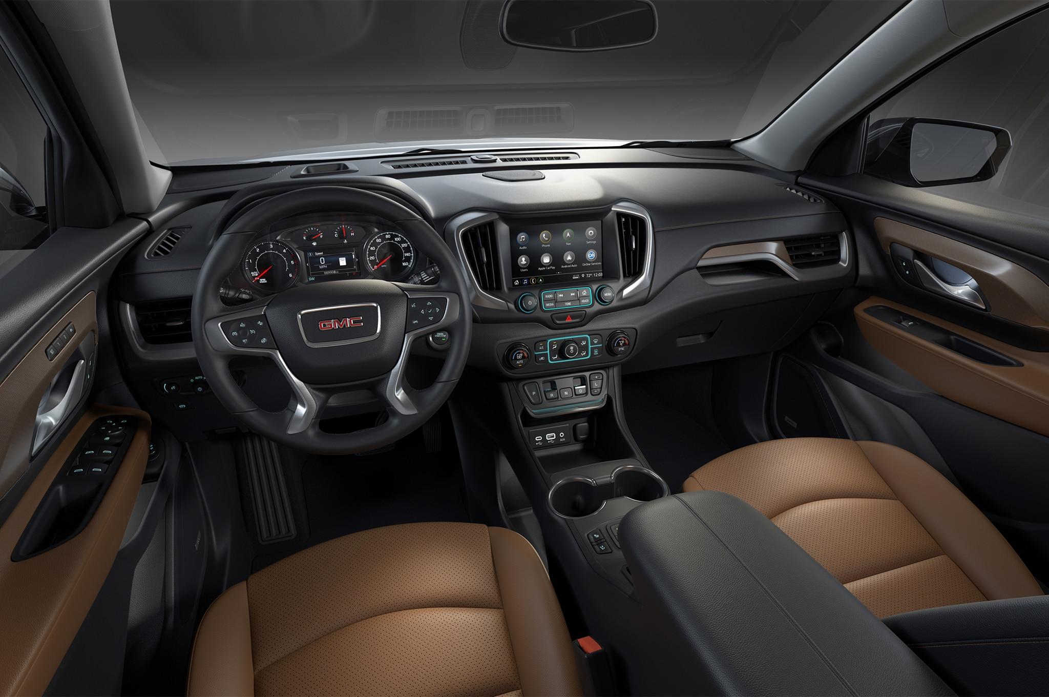 2018 gmc terrain interior. delighful interior show more inside 2018 gmc terrain interior e