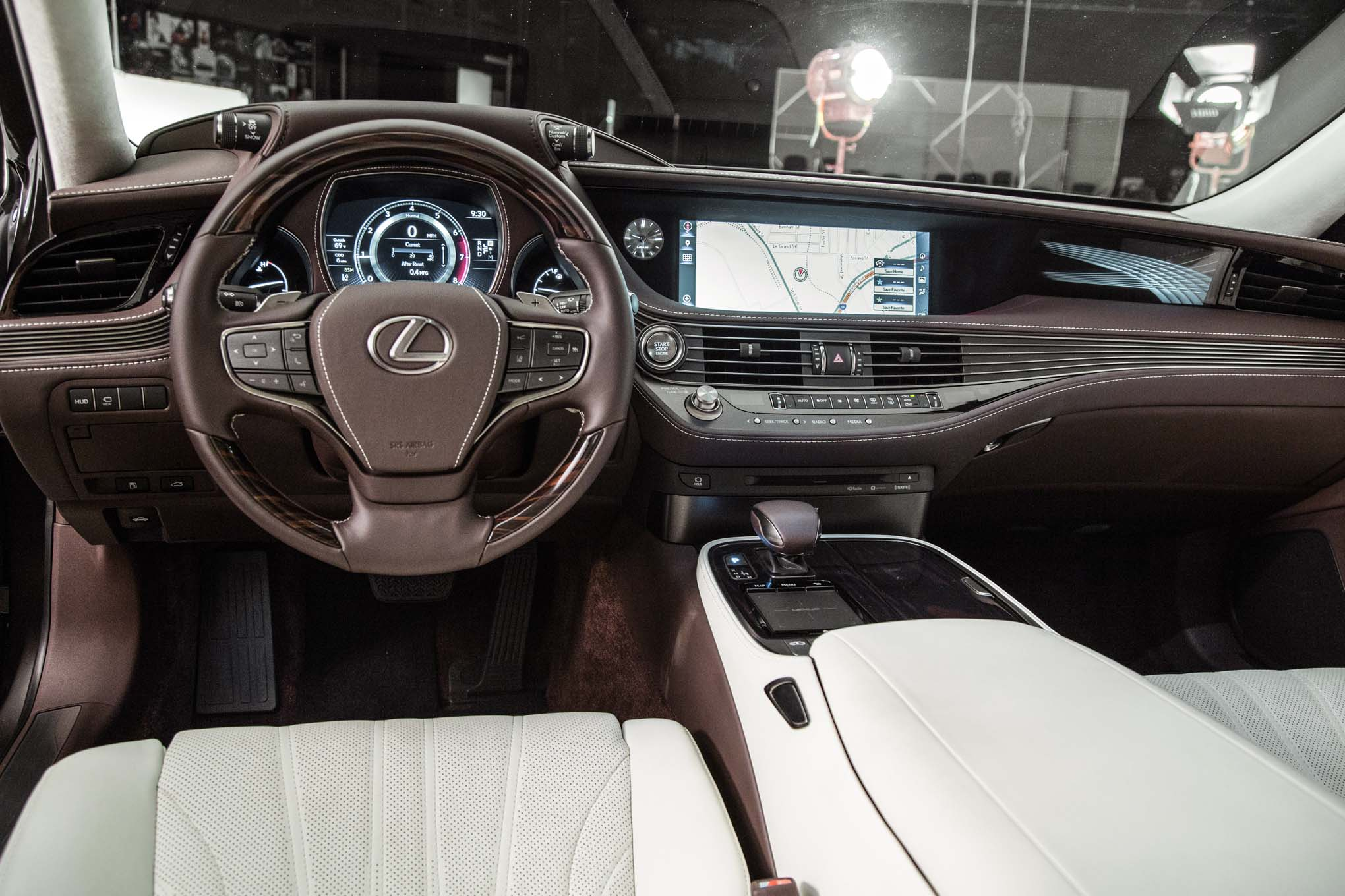 2018 lexus ls interior.  2018 show more for 2018 lexus ls interior