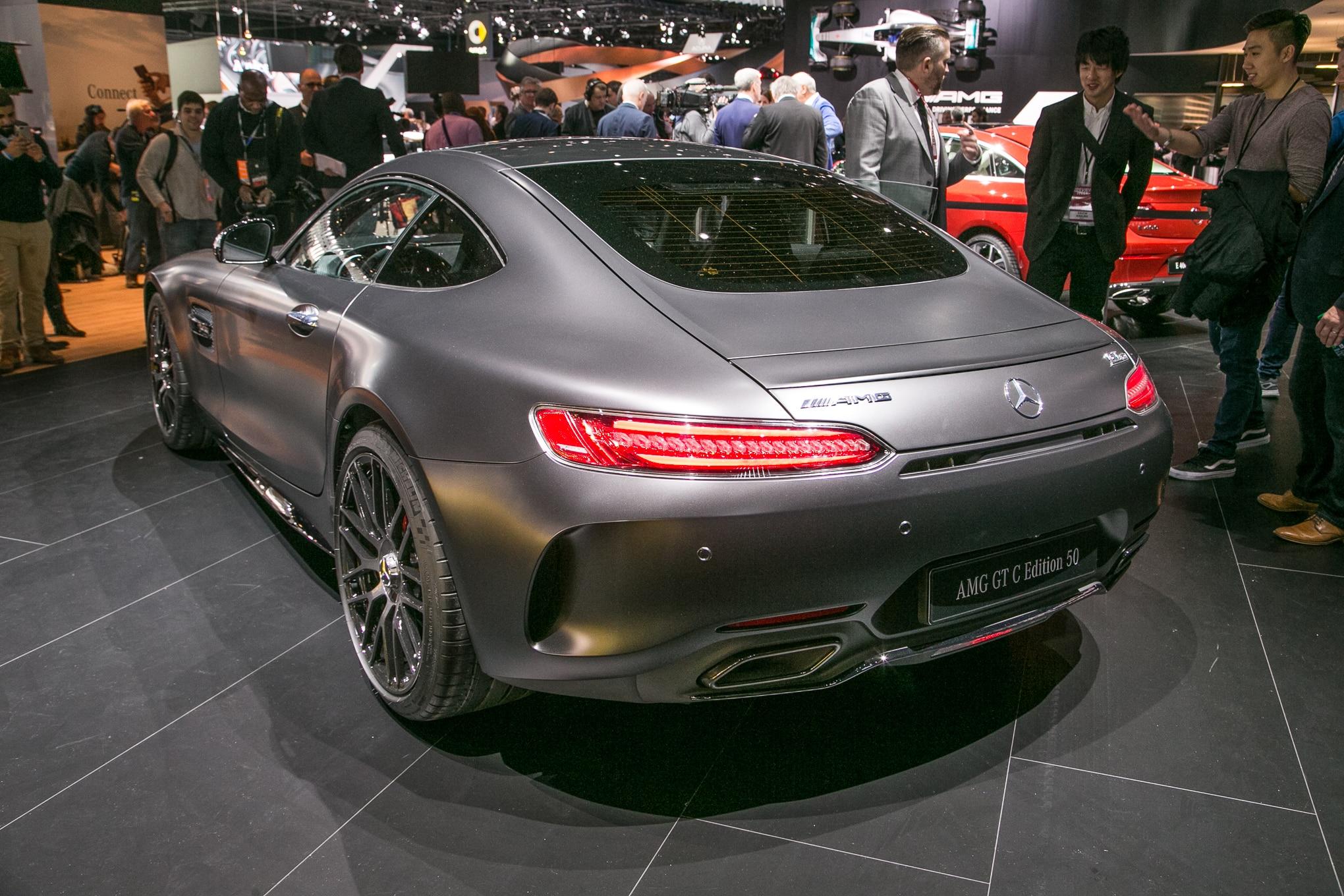 http://st.automobilemag.com/uploads/sites/11/2017/01/2018-Mercedes-AMG-GT-C-Coupe-Edition-50-rear-three-quarter-02.jpg