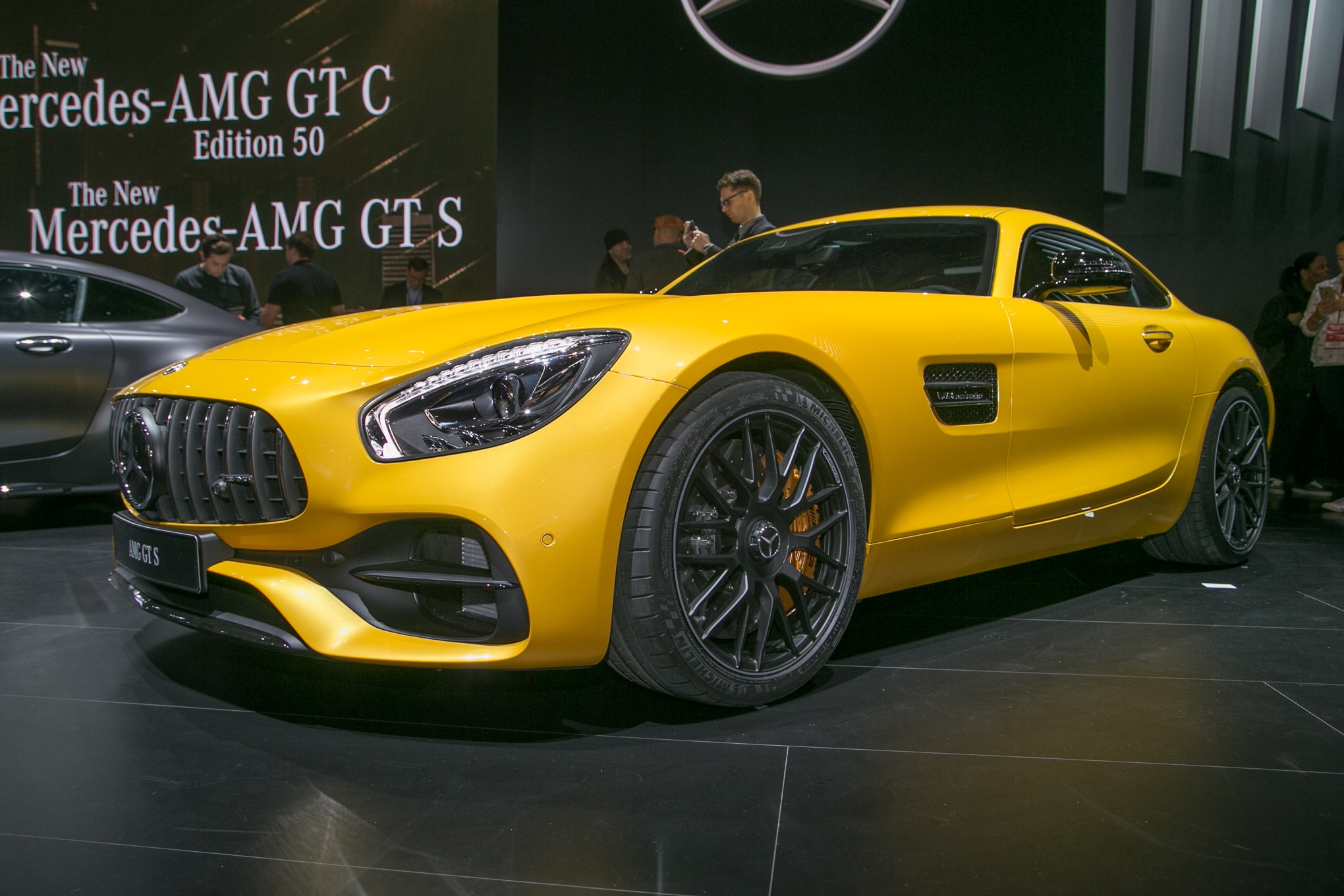 Eight Key Updates for 2018 MercedesAMG GT Lineup  Automobile