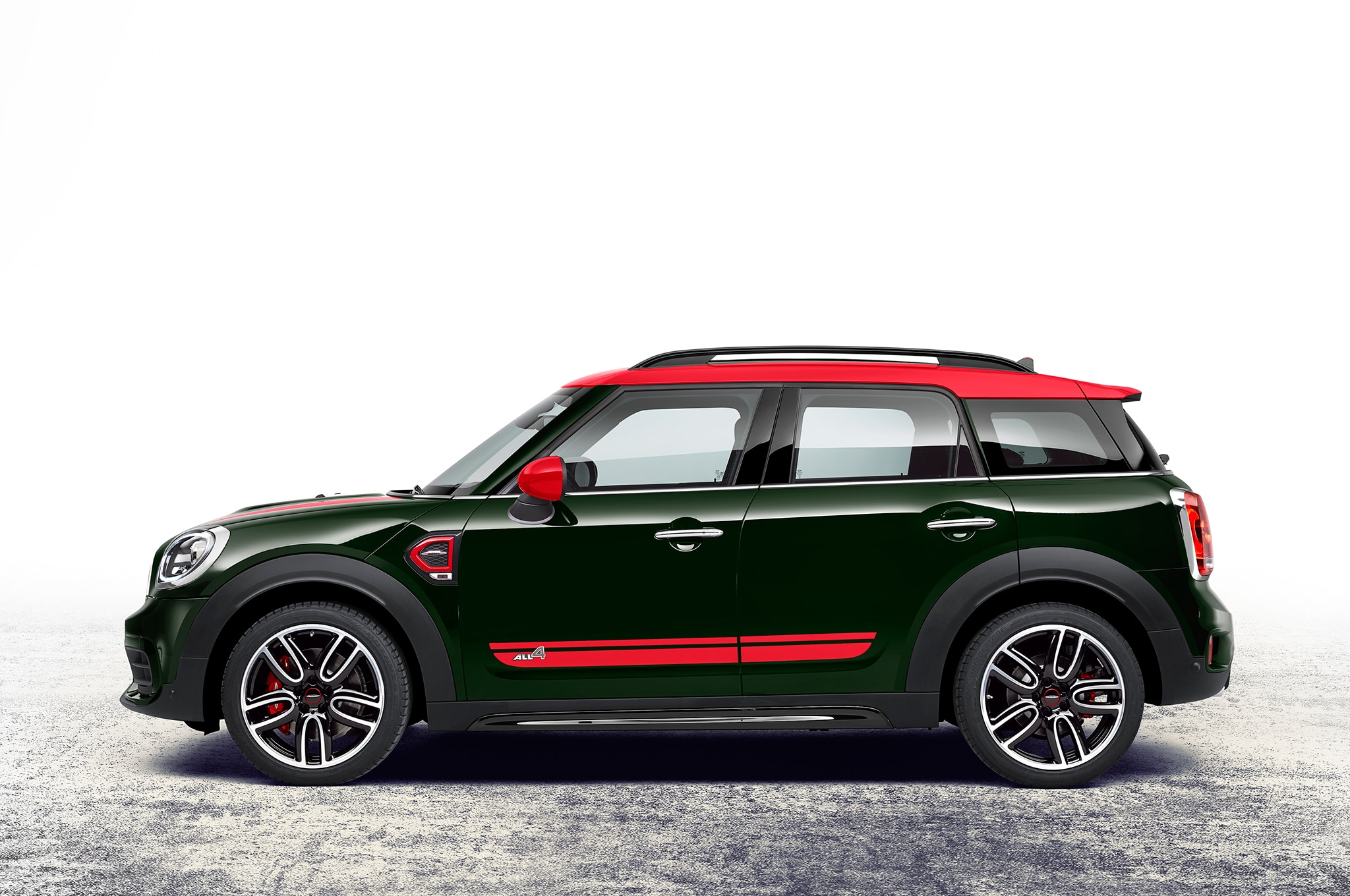 First Look 2018 Mini John Cooper Works Countryman ALL4