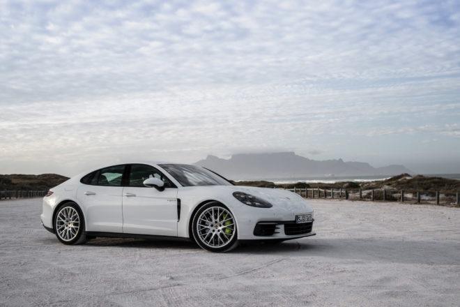 2018 Porsche Panamera 4 E Hybrid 38